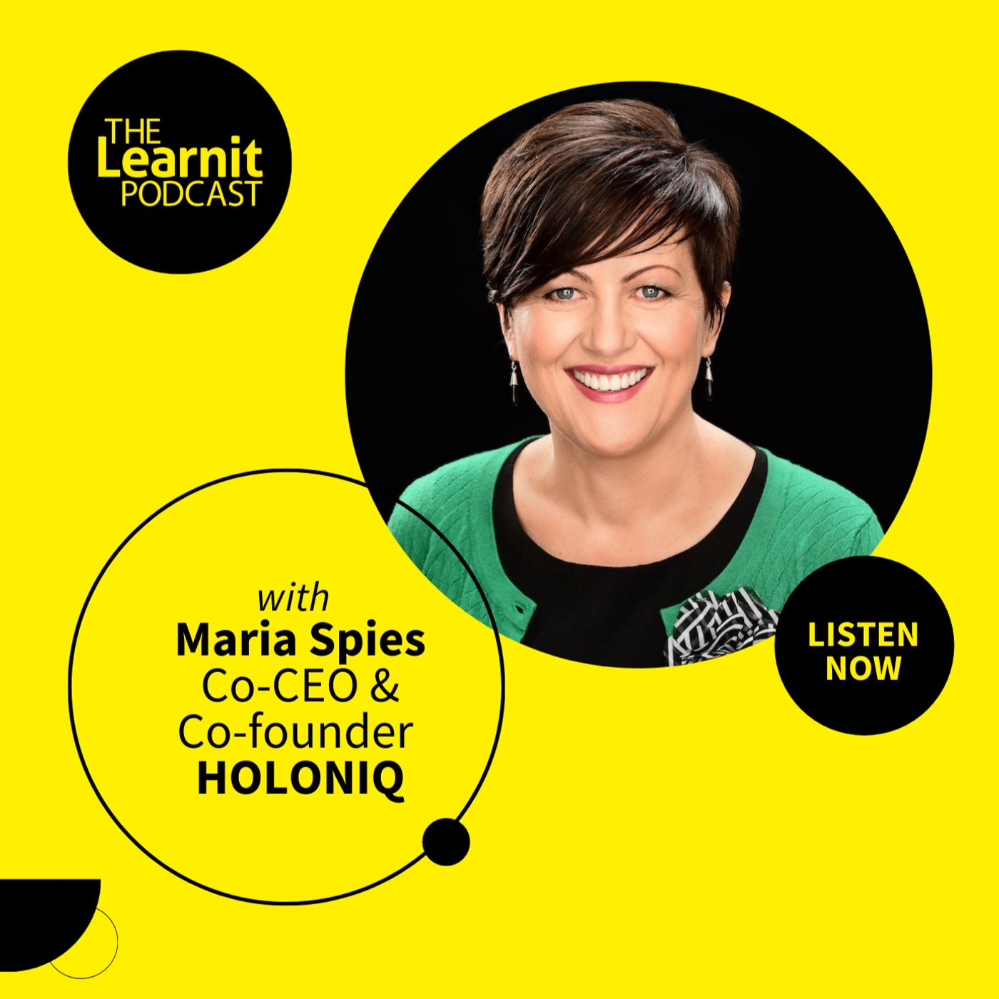 #17 Maria Spies, HolonIQ: What the Data Tells Us About the Future of Education