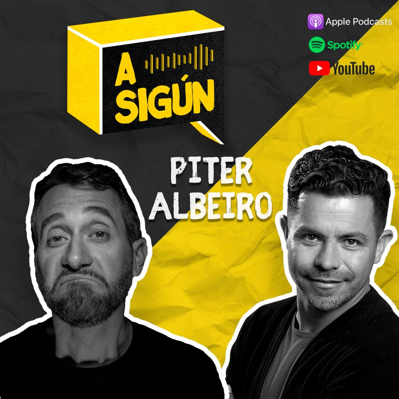 014. A SIGÚN: Piter Albeiro