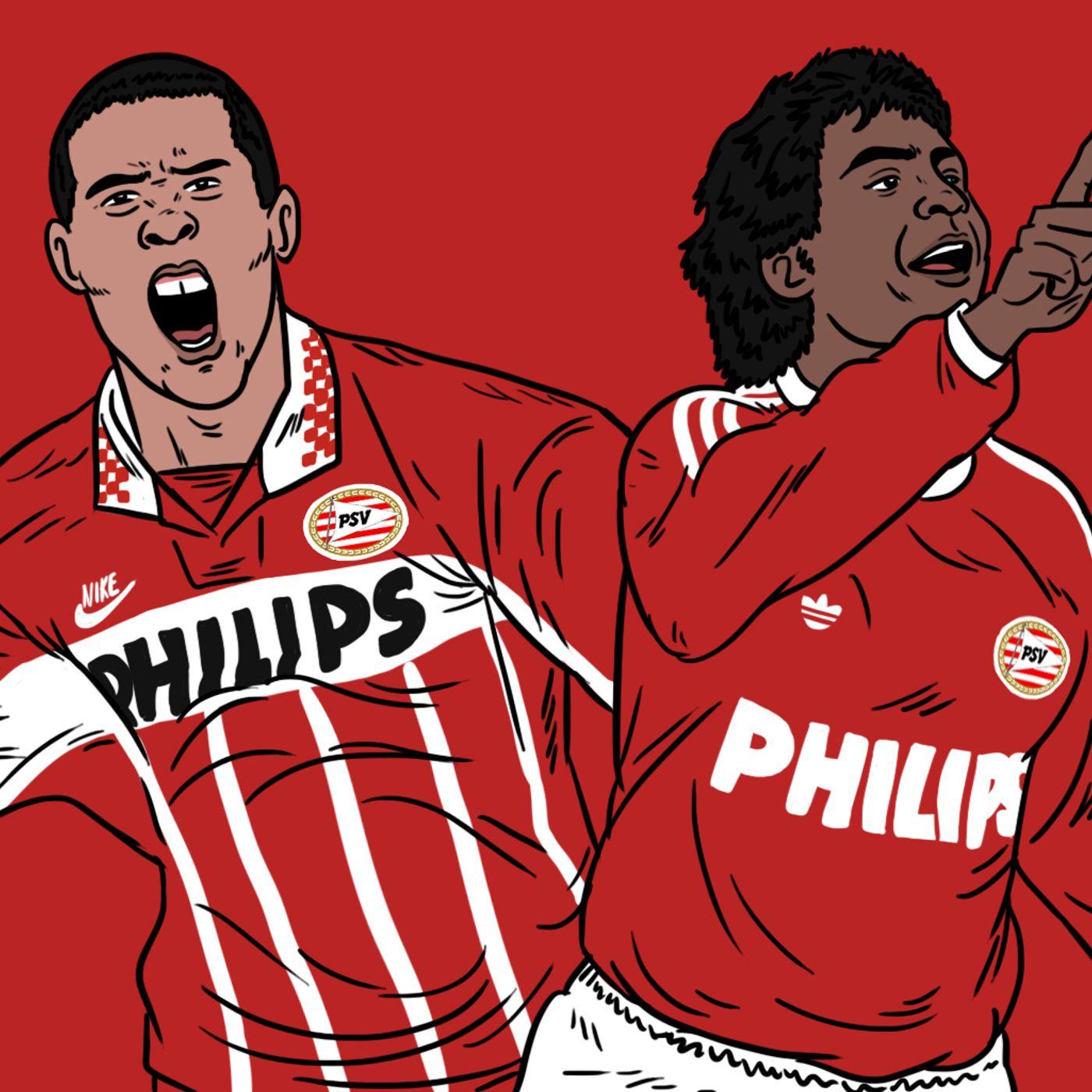Botão #235 Romário e Ronaldo no PSV