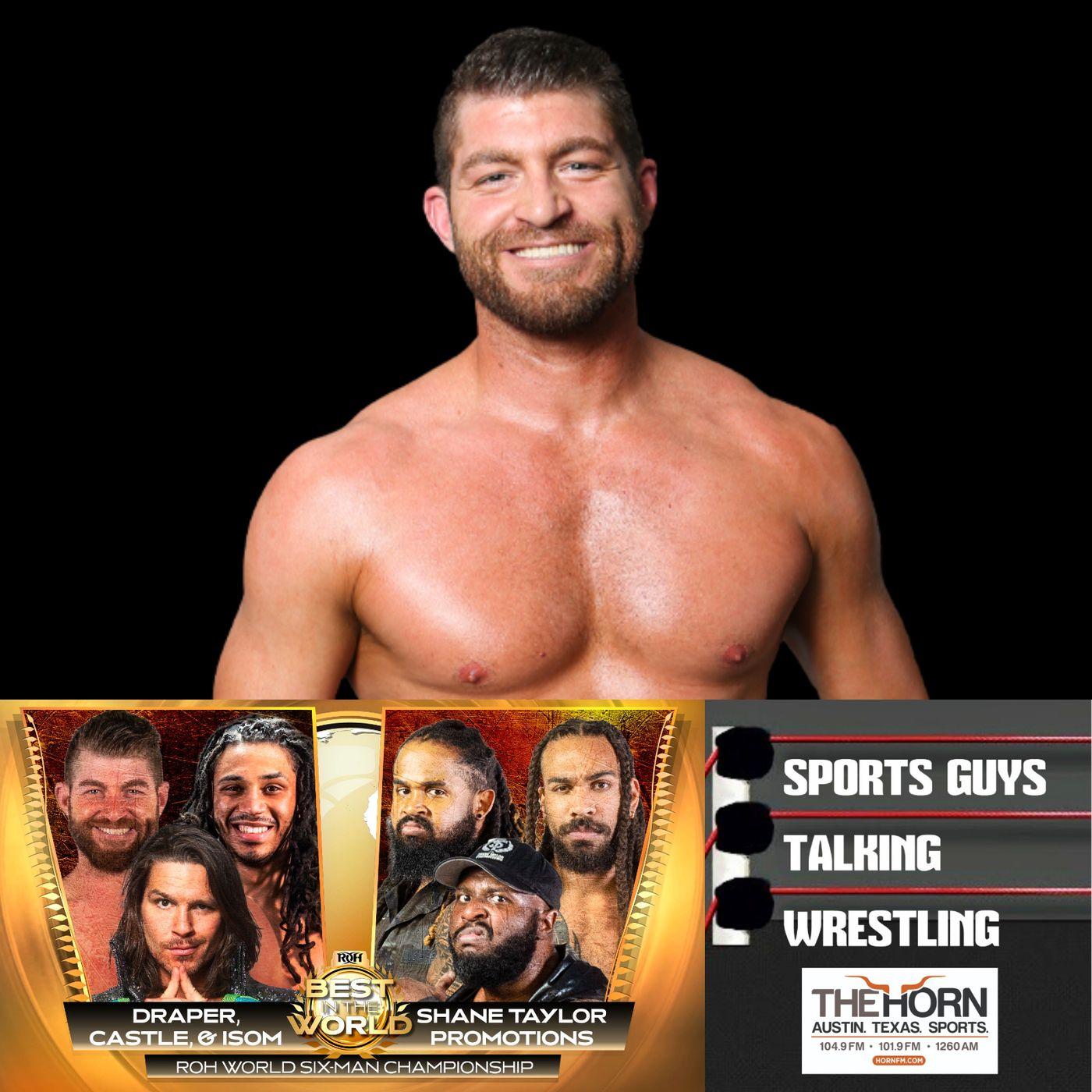 Dak Draper ROH BITW Jul 8 2021