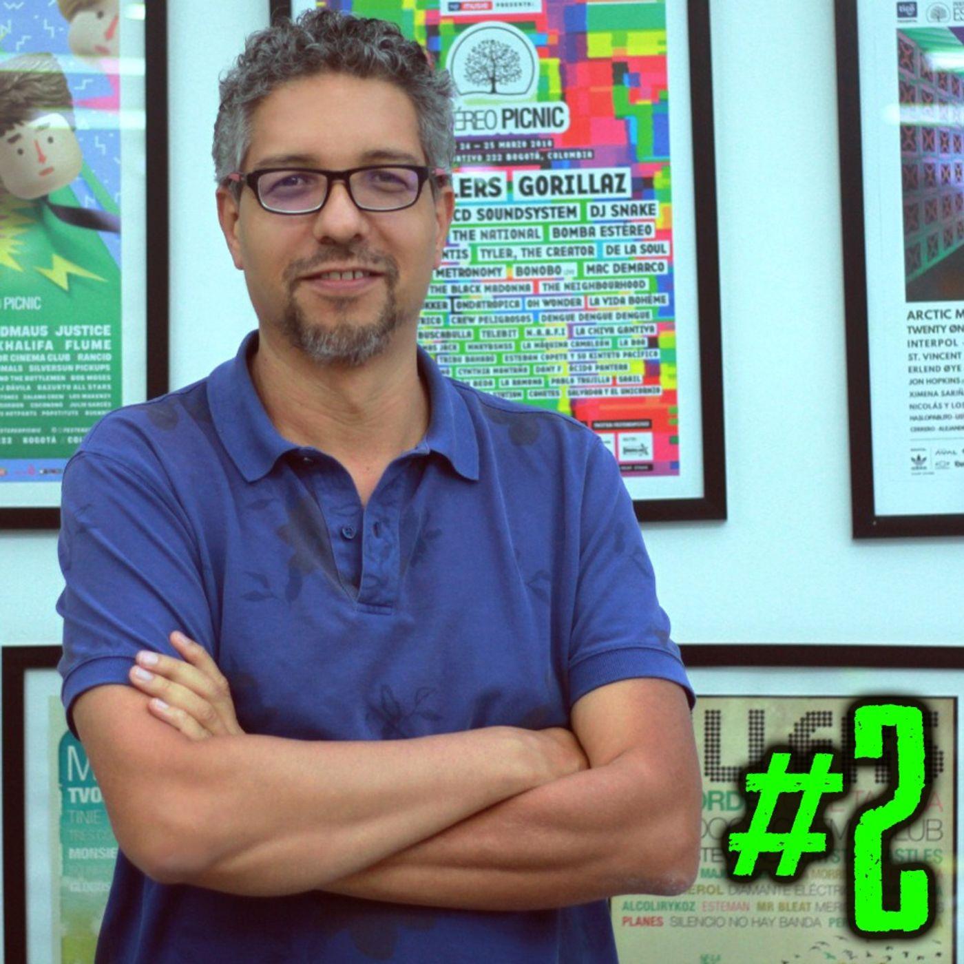 Entrevista | Gabriel García - Sueño Estereo | Parte 2