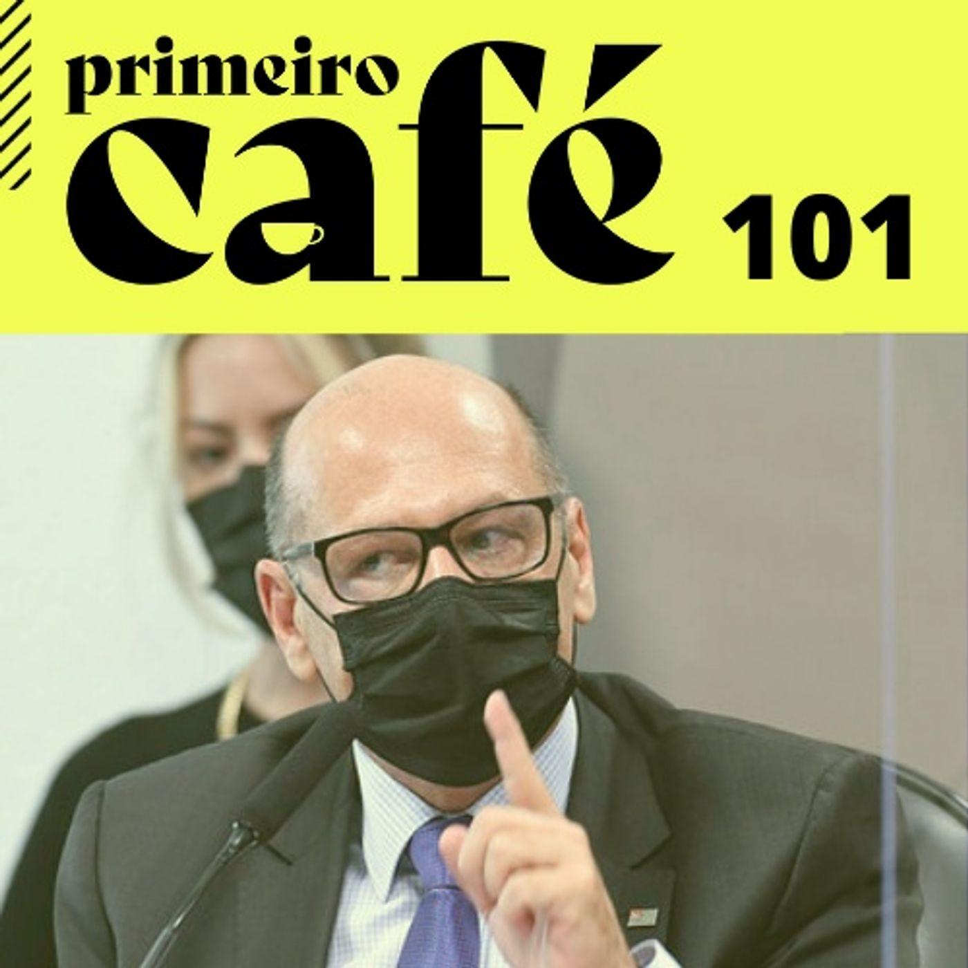 #101 Brasil poderia ter sido o 1º a começar a vacinação   Café com Série: Special