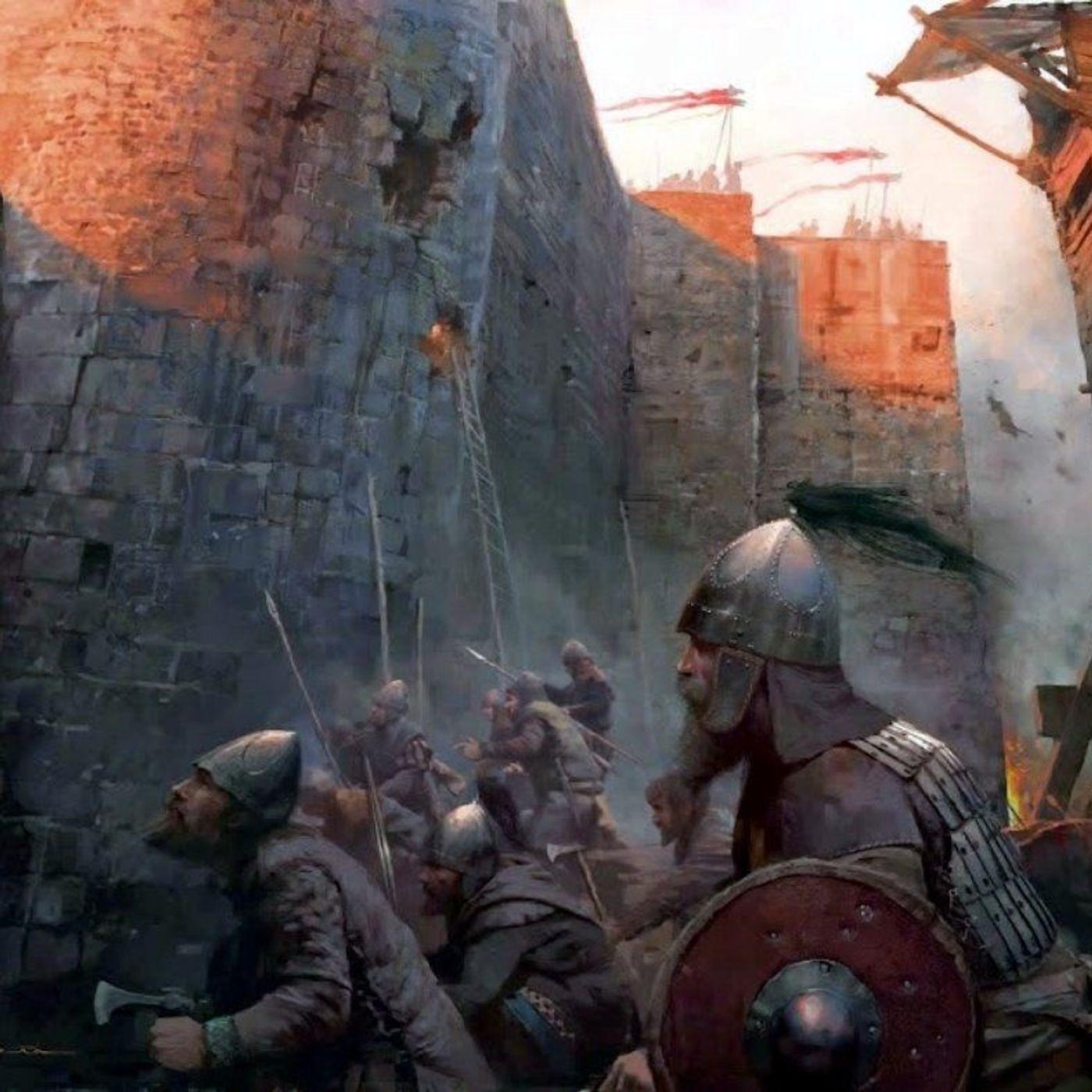 La battaglia di Roma (537-538) - Ep.70