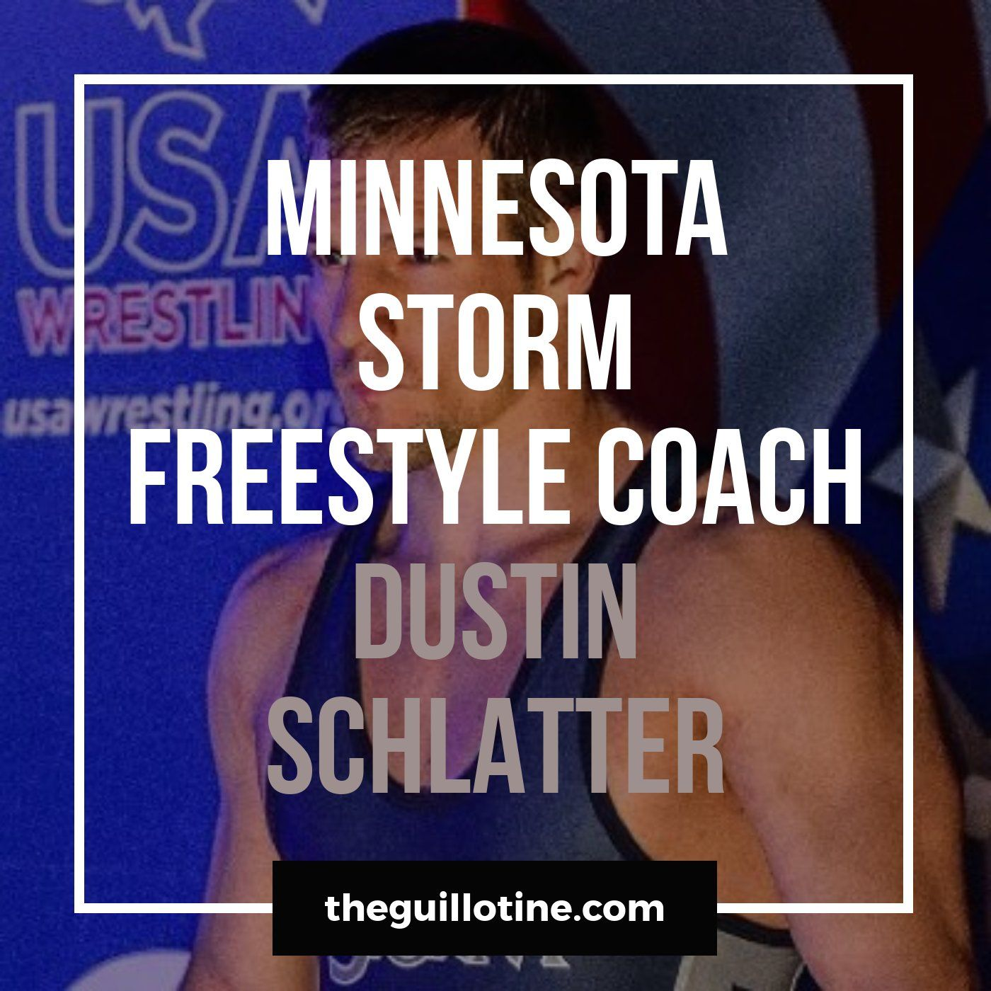 Minnesota Storm freestyle coach Dustin Schlatter - GG47