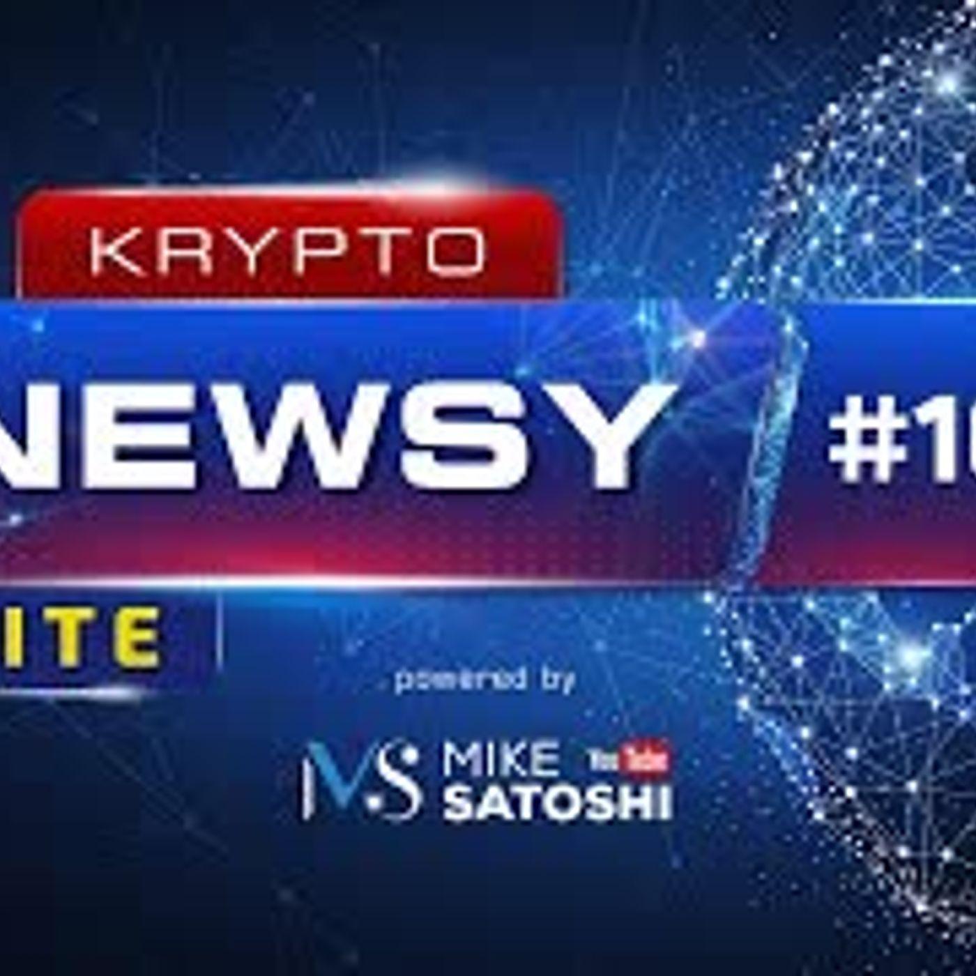 Krypto Newsy Lite #108   17.11.2020   Bitcoin za 17500 USD, za chwilę ATH, a może korekta? Arya Stark pyta o Bitcoina! Stablecoin od Lisk
