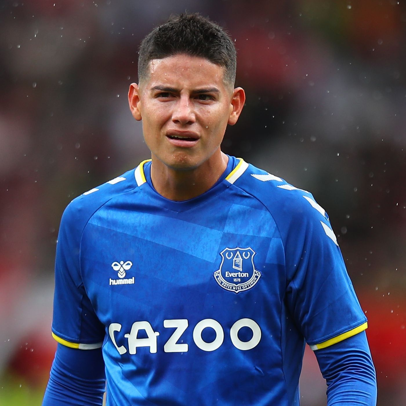 Royal Blue: James Rodriguez exit assessed as Everton squad stretched already
