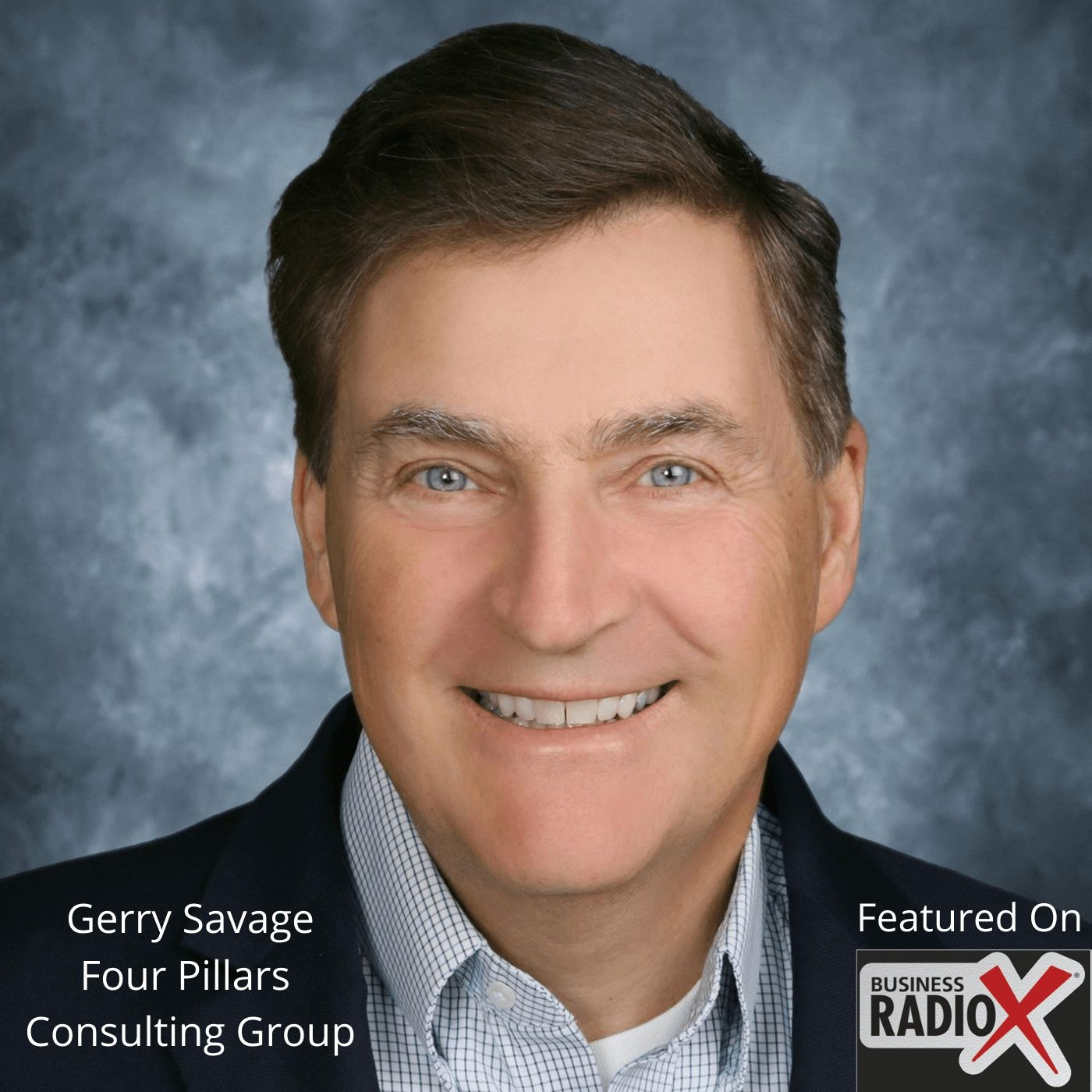 The Four Pillars of Sales, with Gerry Savage, Four Pillars Consulting Group