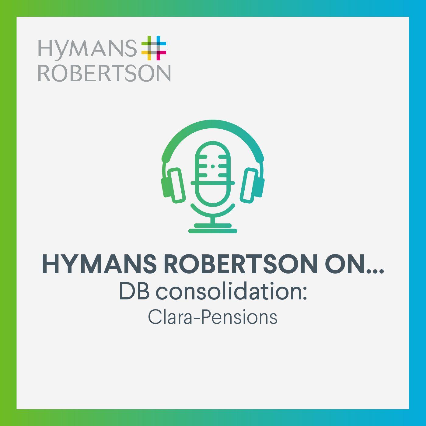DB Consolidation - Clara-Pensions - Episode 12