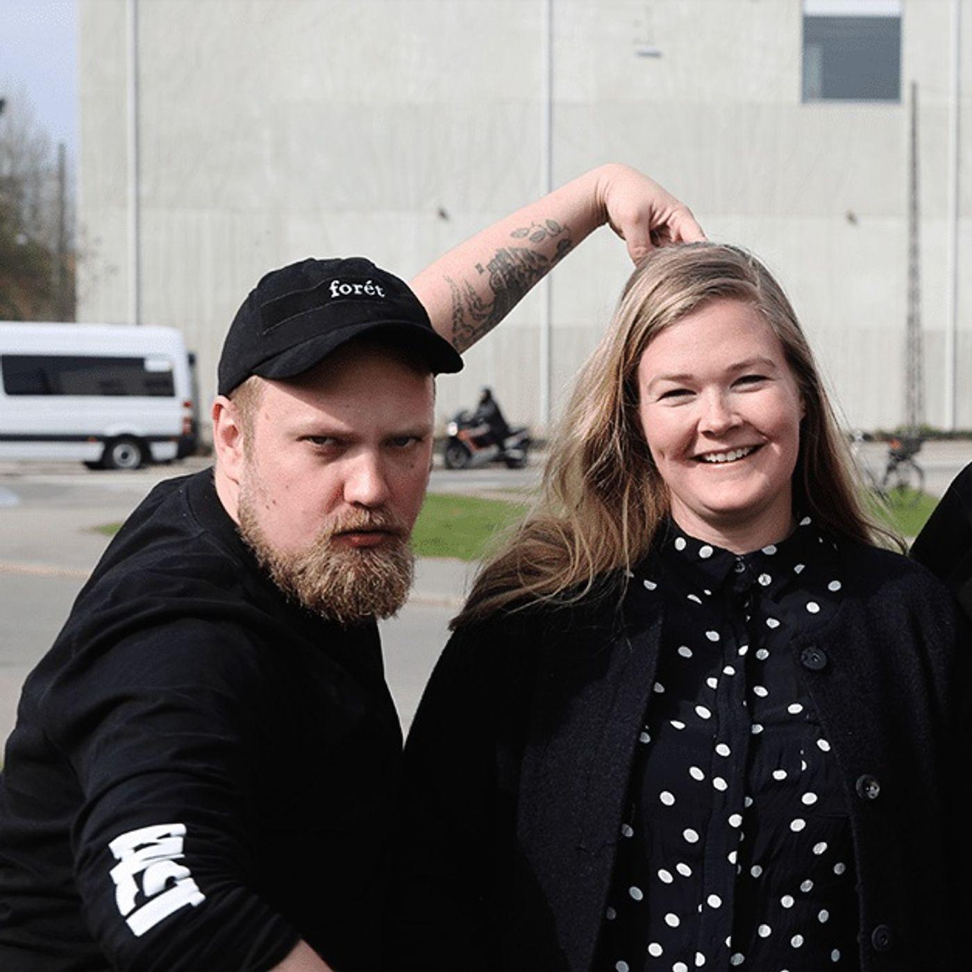 '30-årskrisen': Amalie Laulund Trudsø er i gang med at vokse ind i sin alder
