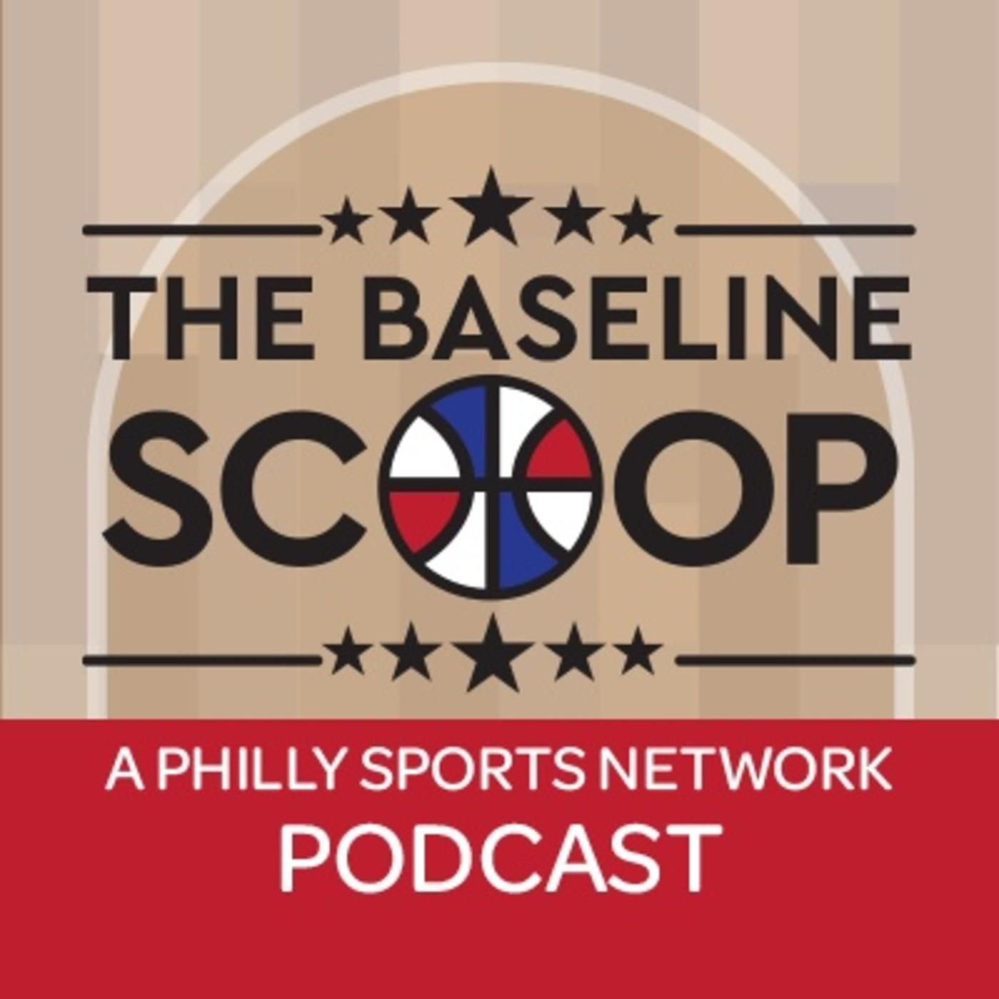 The Baseline Scoop: Previewing the Sixers/Nets Matchup | Ep 13