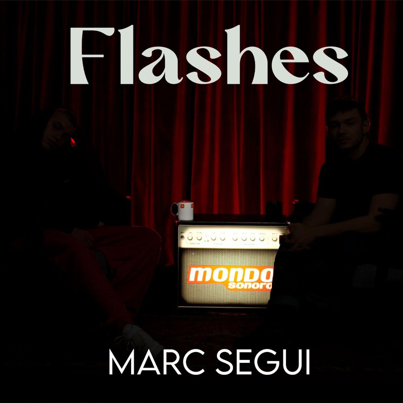 2x06 Marc Seguí: 'Mentiras', 'Tiroteo' remix con Rauw Alejandro.
