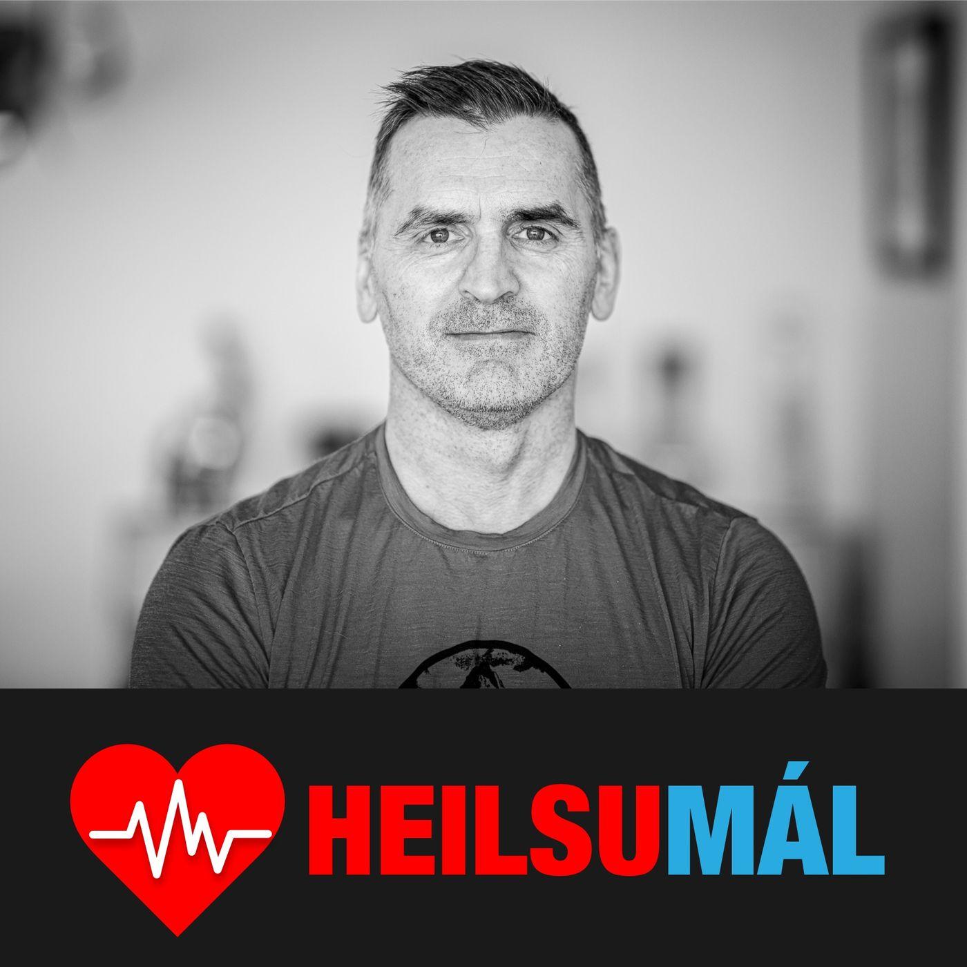Heilsumál 14 - Náðu slökun með réttri öndun & fríköfun - Birgir Skúlason
