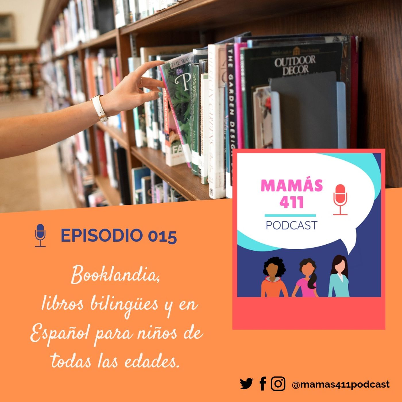015 - Booklandia, libros bilingües y en español para niños de todas las edades.
