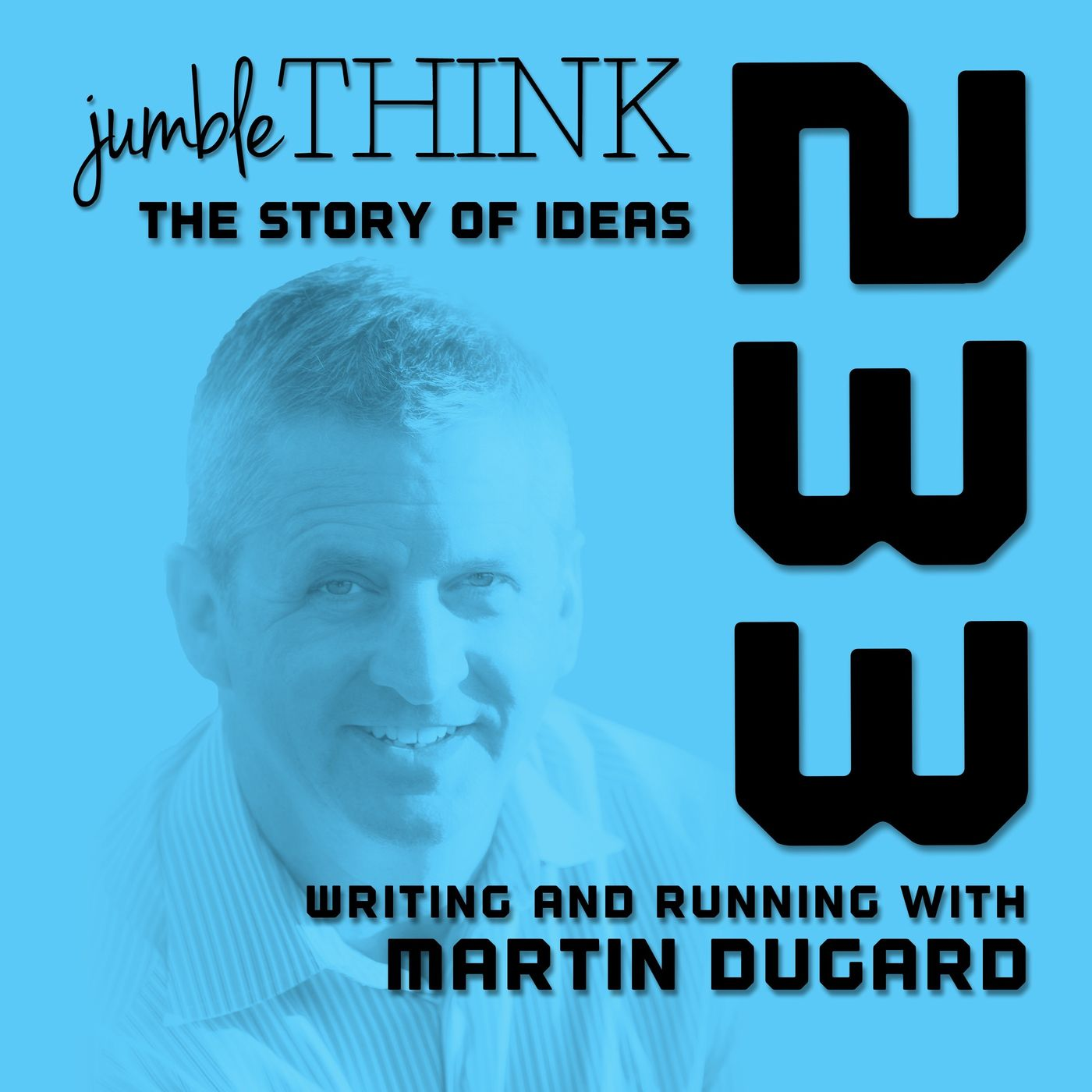 Writing and Running with Martin Dugard