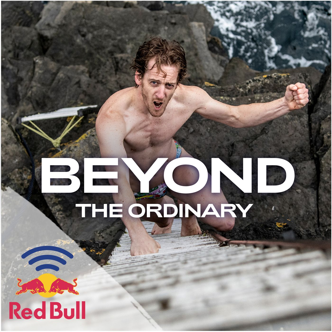 Hitting water at 85kph: the physicality of cliff diving
