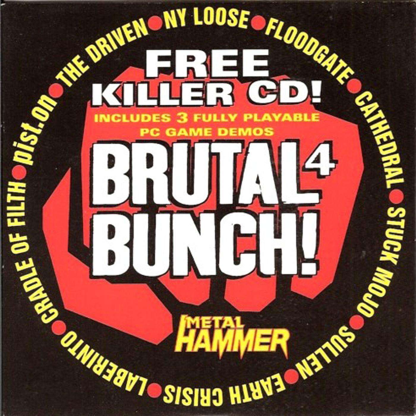 FWTMI14 - Westie selects Metal Hammer Brutal Bunch 4