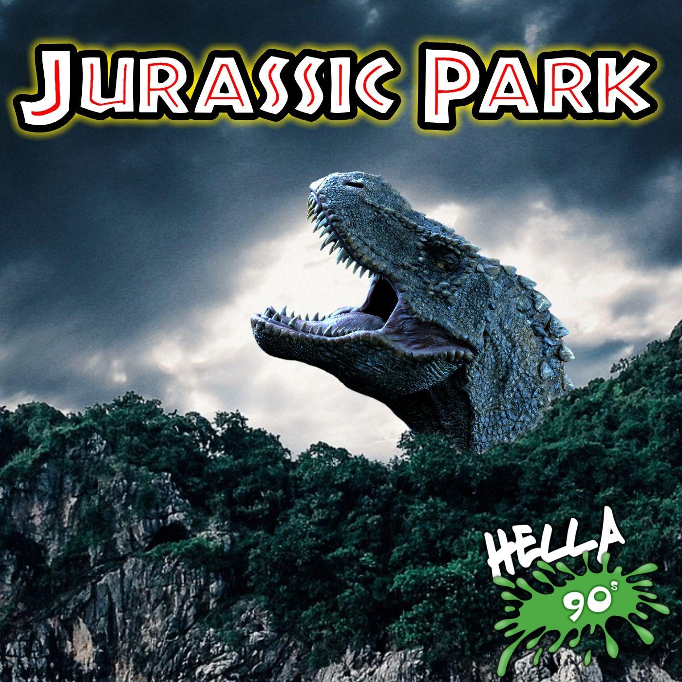 Jurassic Park: A Relaxing Destination