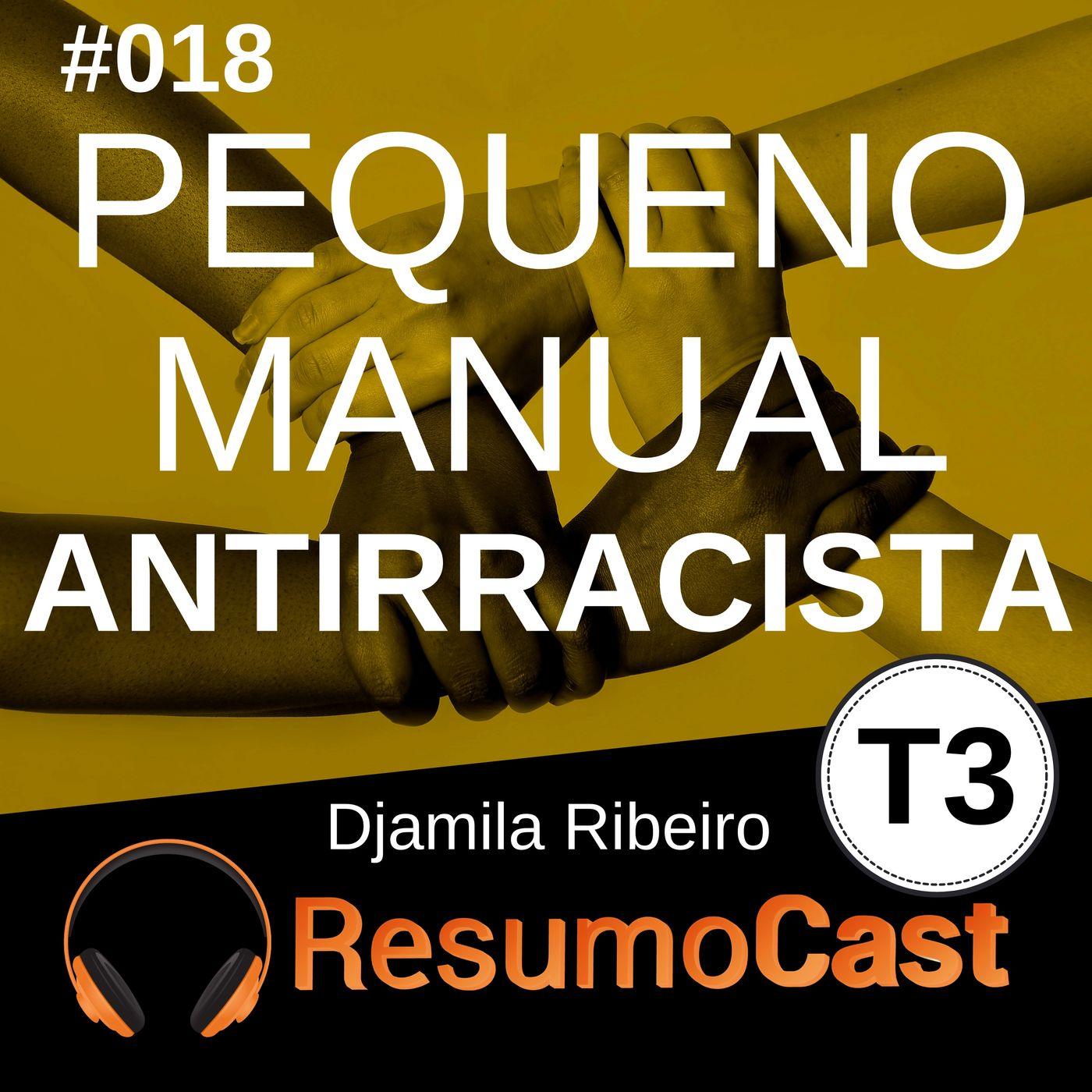 T3#018 Pequeno manual antirracista   Djamila Ribeiro