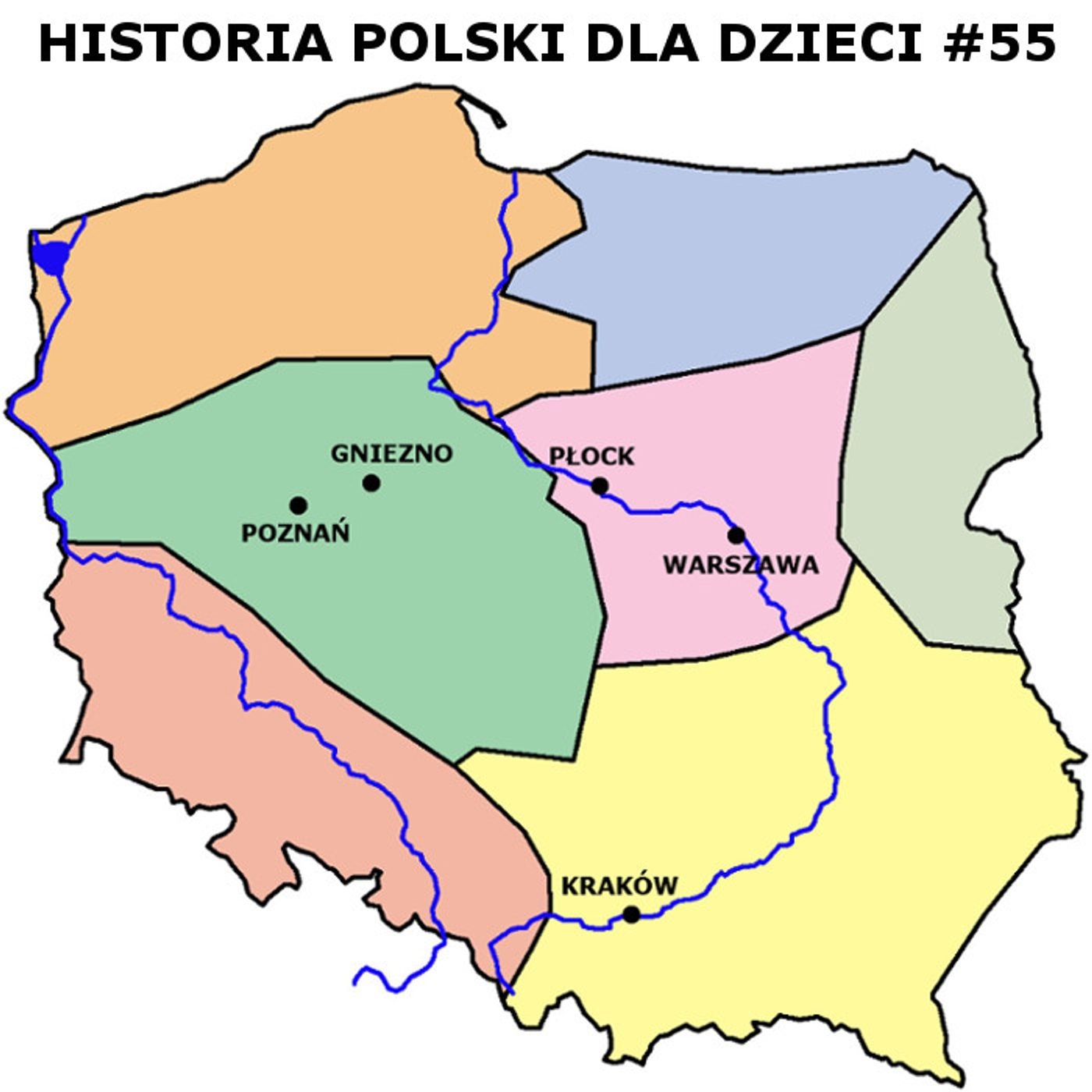 55 - Stolice Polski