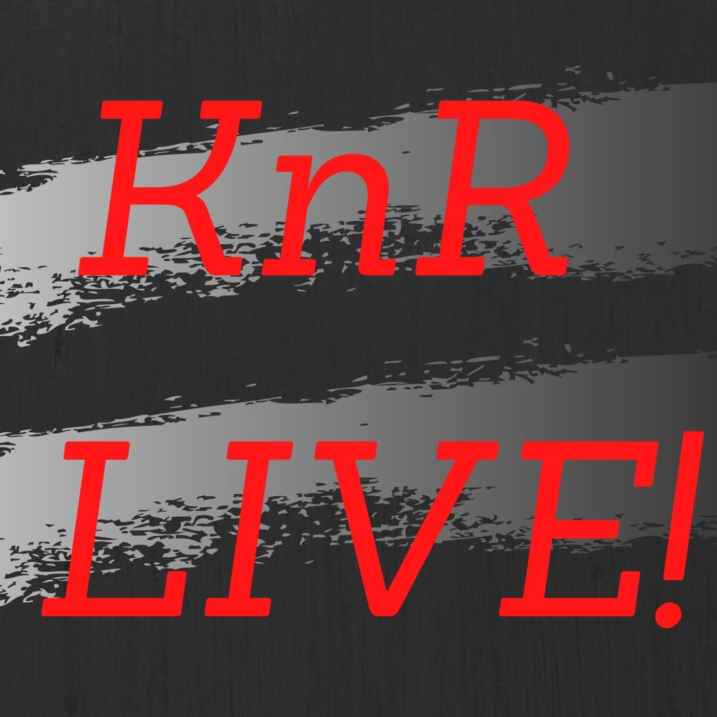 """KnR LIVE! Segments episode with Darren """"Zombi"""" Rogers! [S1E6]"""