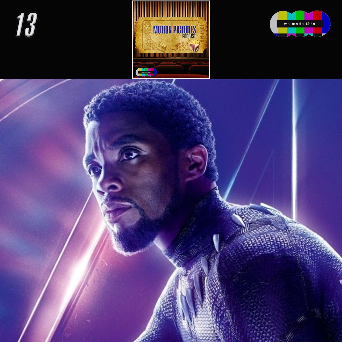 13. A Tribute to Chadwick Boseman