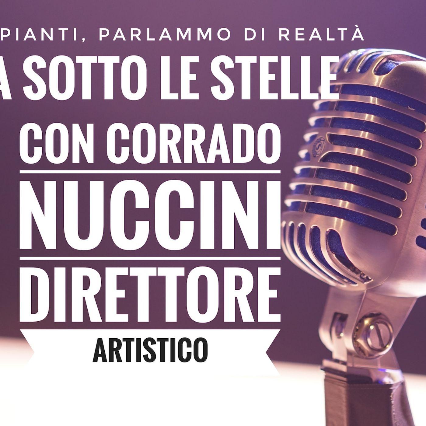 Ferrara Sotto le Stelle 2021: con Corrado Nuccini, direttore artistico