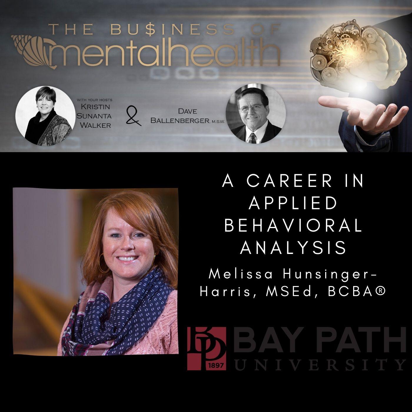 Mental Health News Radio - A Career in Applied Behavioral Analysis