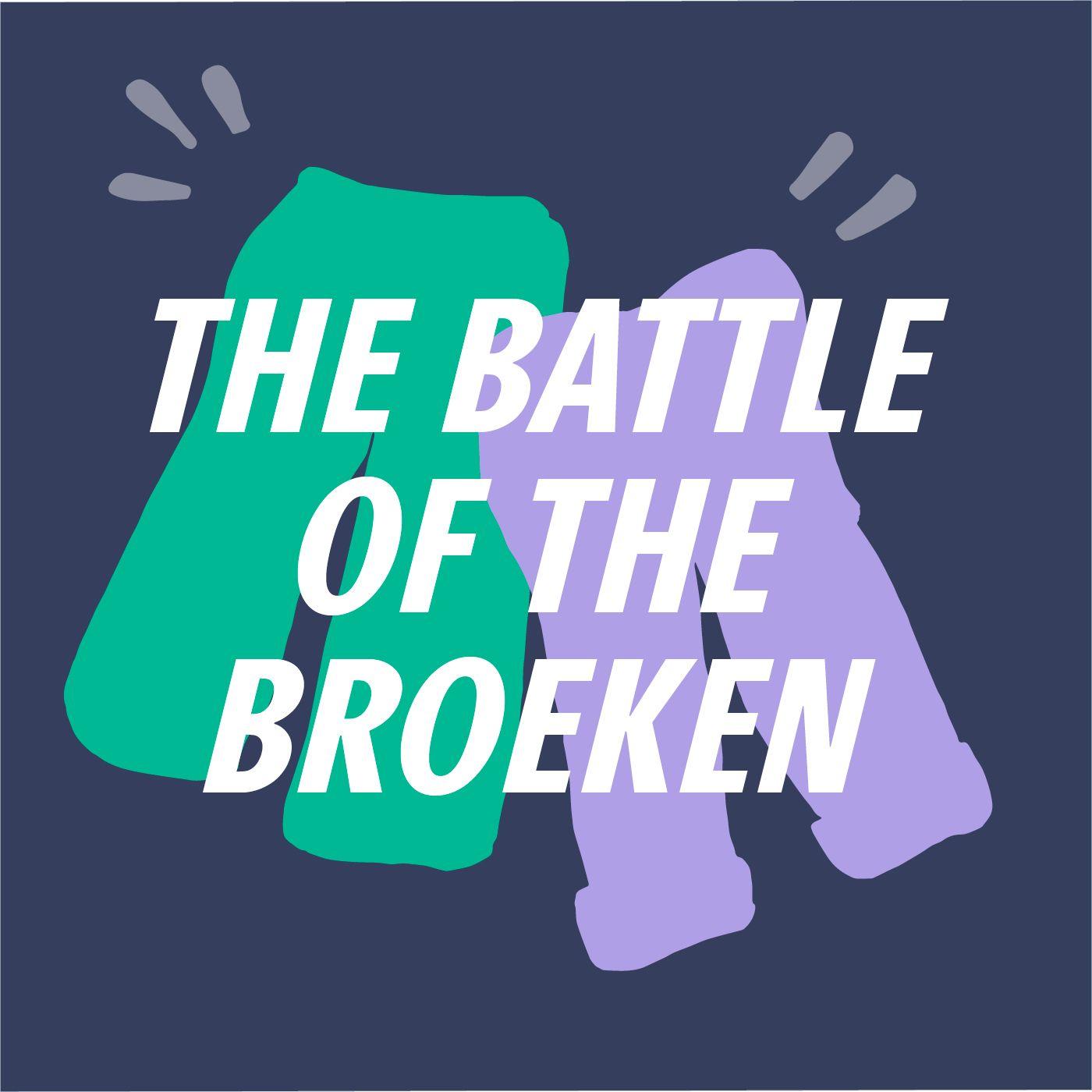 S4 #5 - The Battle of the Broeken | David Van Reybrouck vs. Martin Bossenbroek