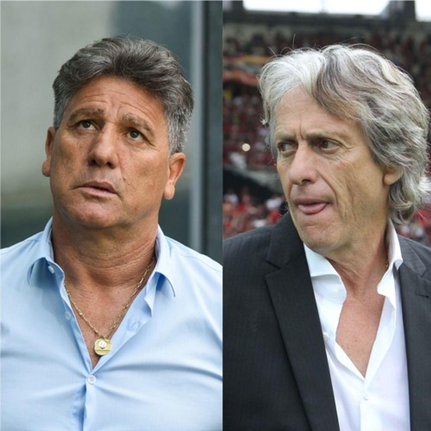 Polêmicas entre técnicos esquentam clima para Libertadores