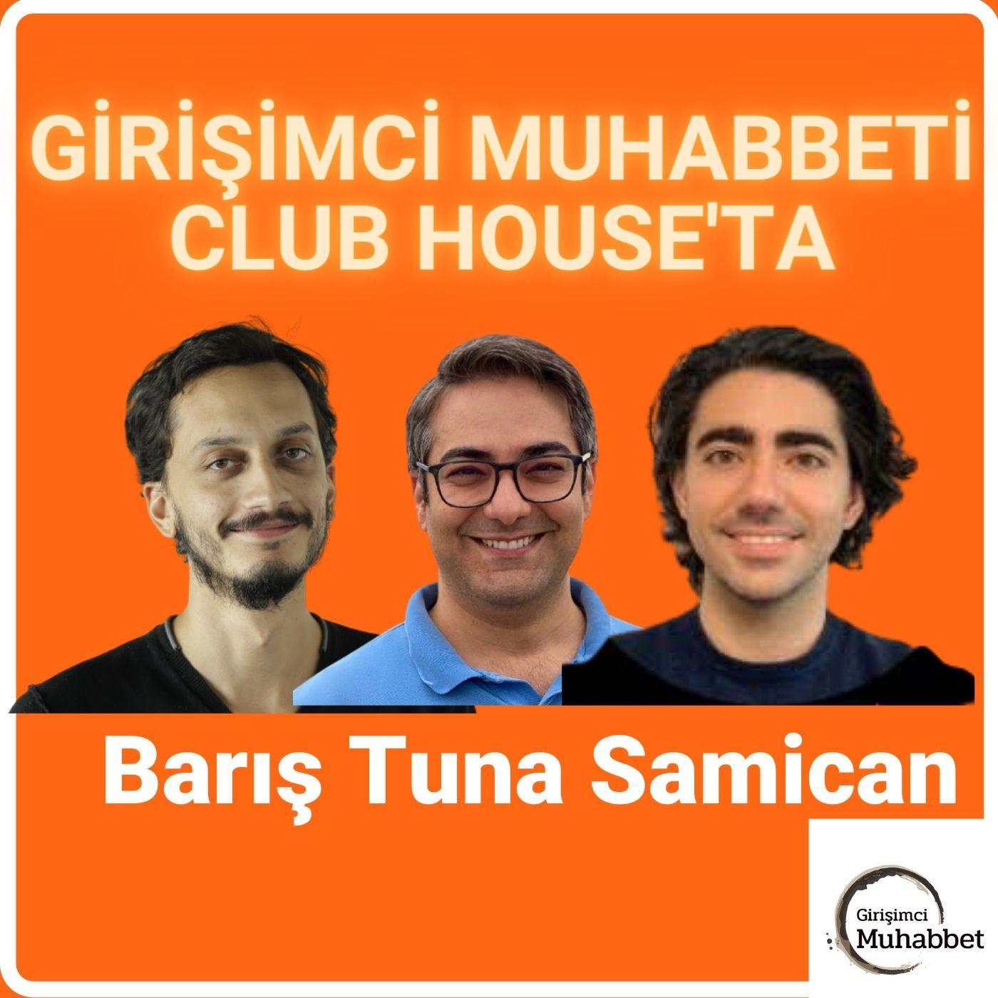 #2.11 Clubhouse yayını: Startupta çalışmak, stajyer sevgisi