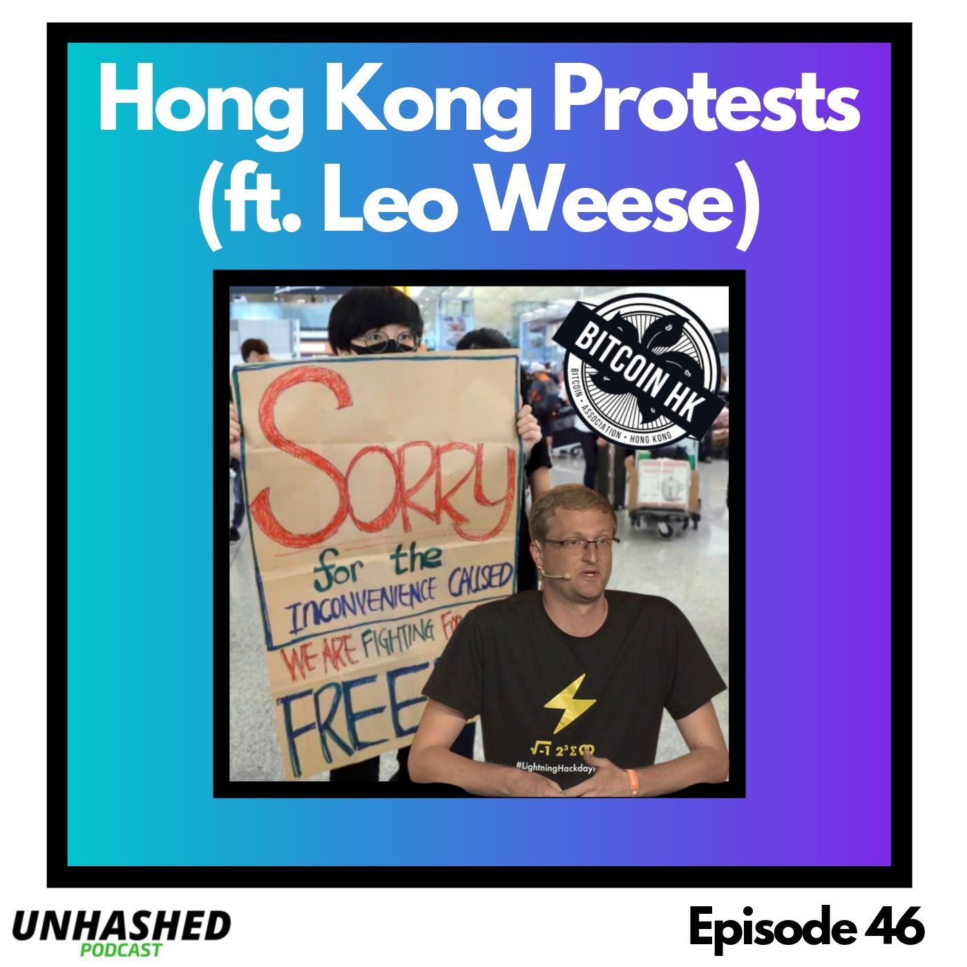 Hong Kong Protests (ft. Leo Weese)