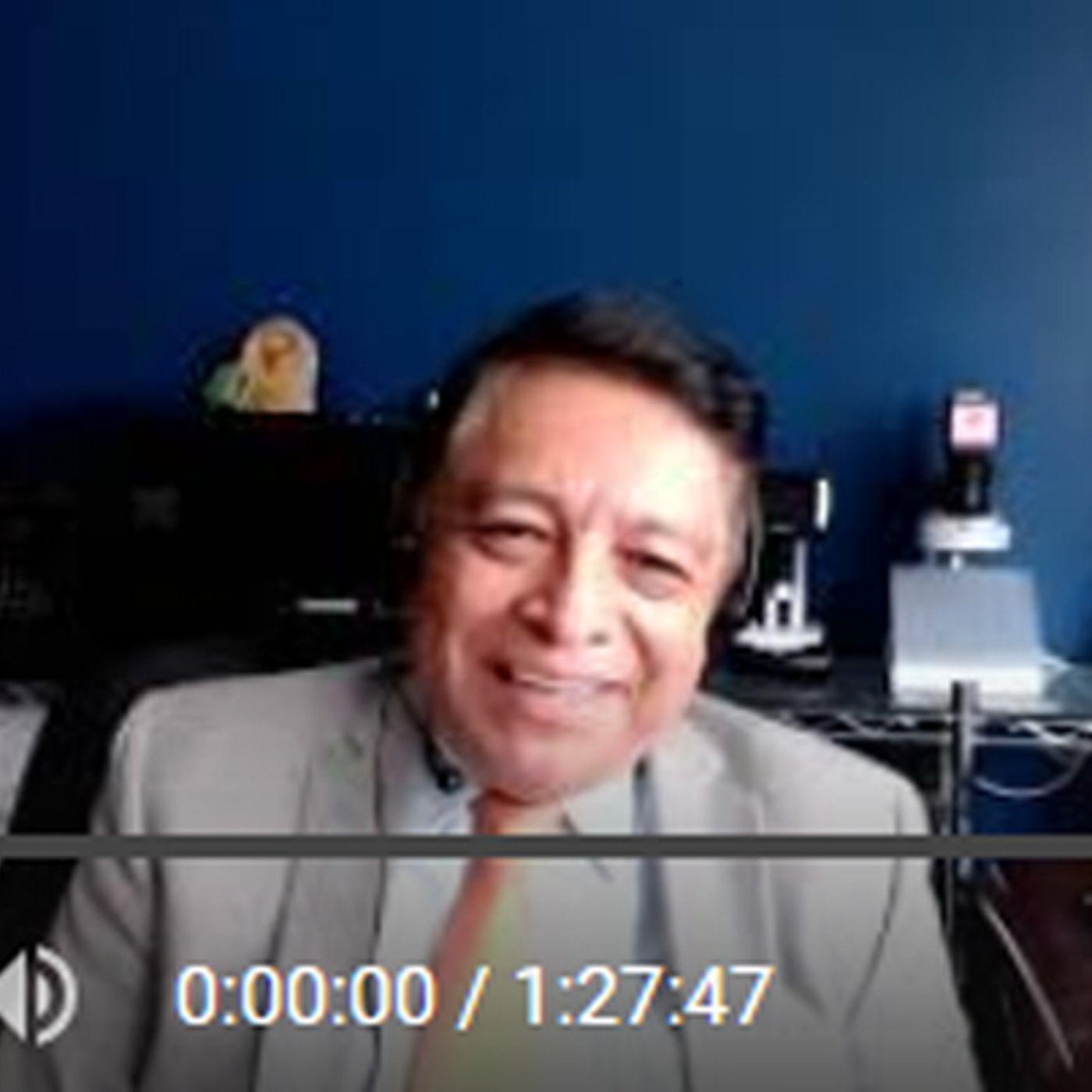La Prueba de Grafoscopía en Iberoamérica #8 con Francisco Elias Bartolo (Sipdo México)