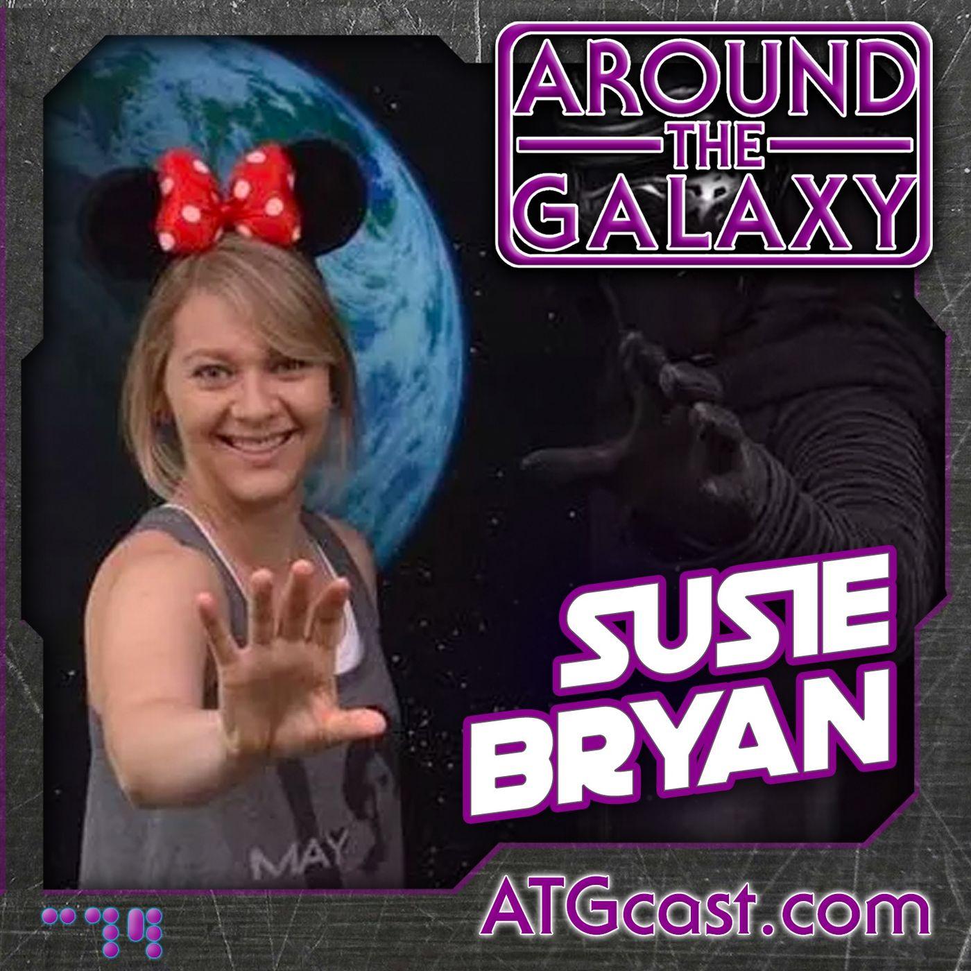 136. Susie Bryan: Disney Princess