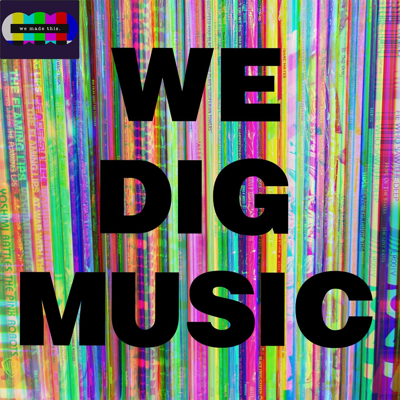 We Dig Music phase 2 teaser...