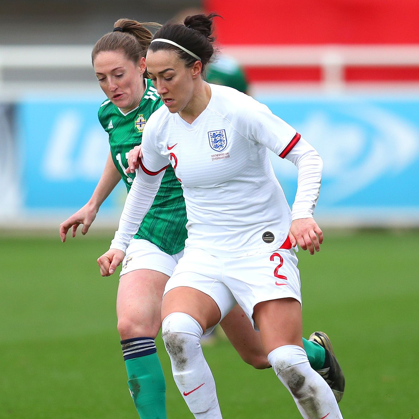 The Women's Football Show: England's Lucy Bronze on women's safety, menstrual cycles and scientific developments in the women's game