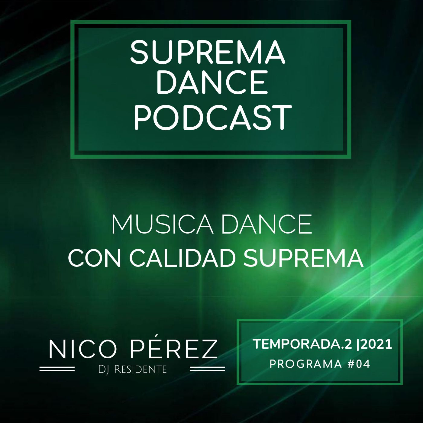 DJ Residente Nico Pérez | Programa-4 | T.2 | SDP