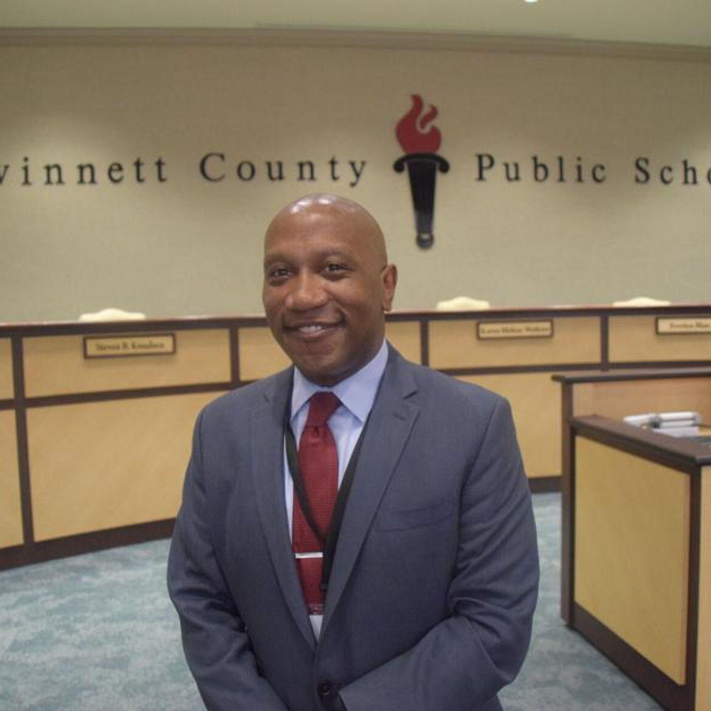Gwinnett Public Schools Has A New School Superintendent
