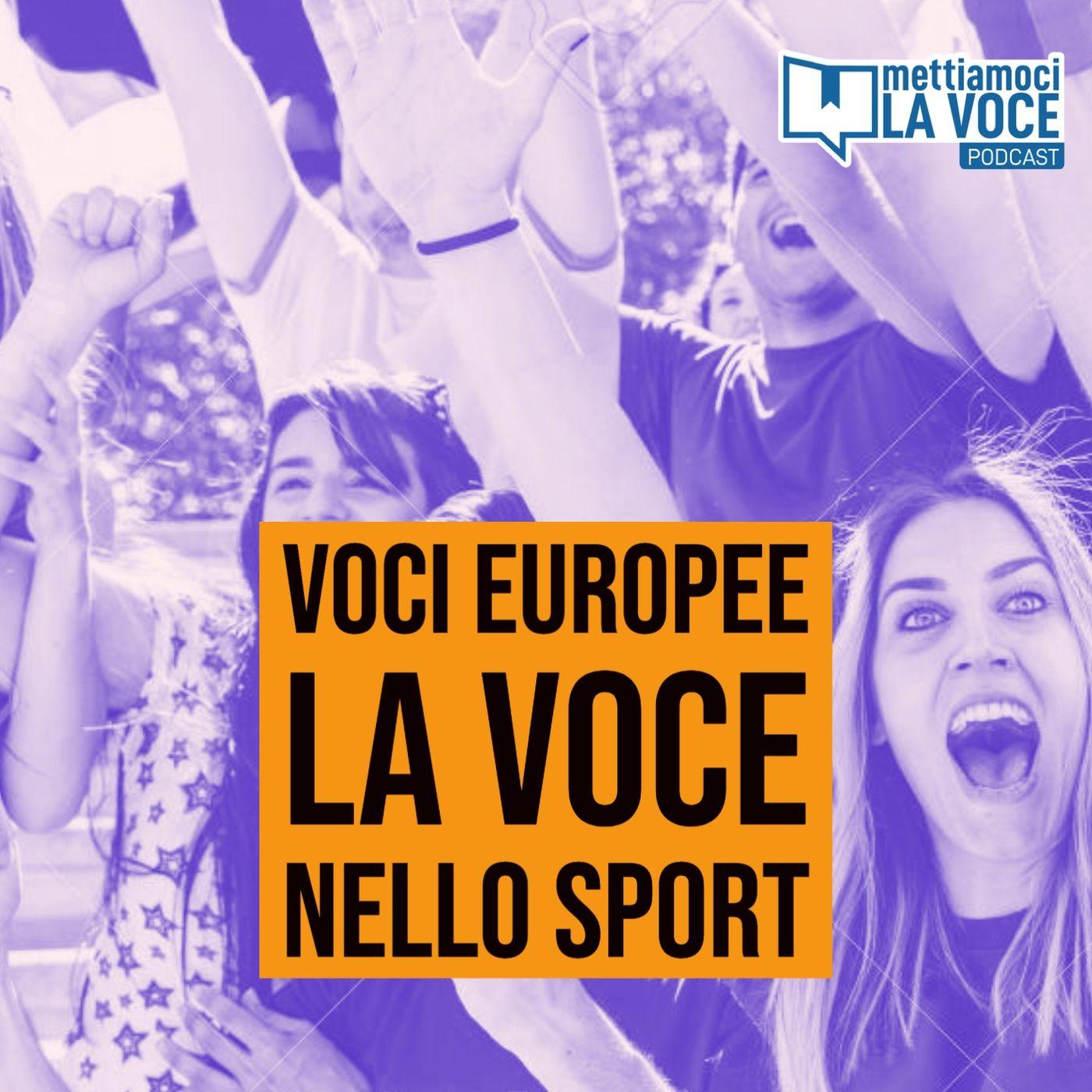 174 - Voci europee, la voce nello sport