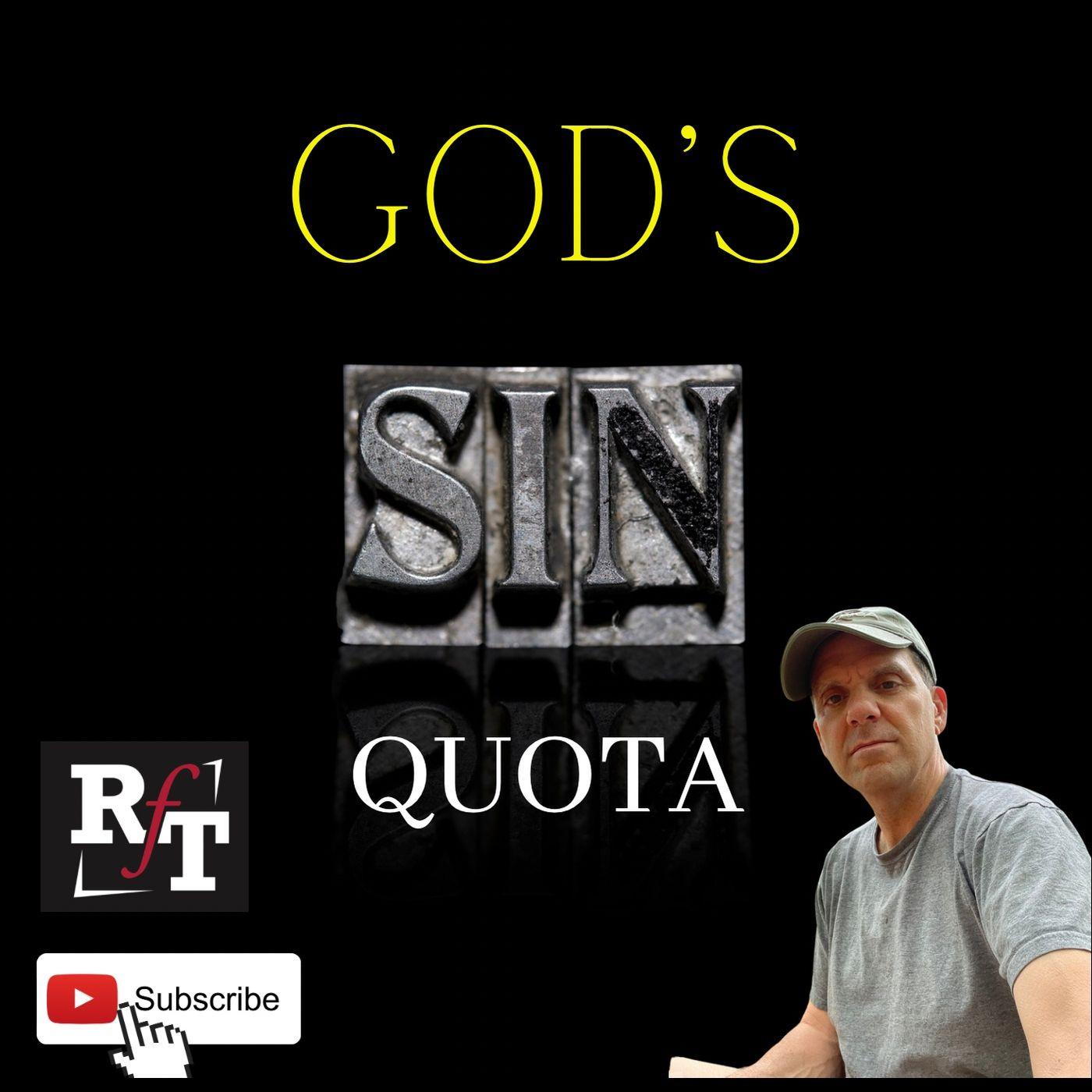 GOD'S SIN QUOTA - 4:19:21, 10.53 AM