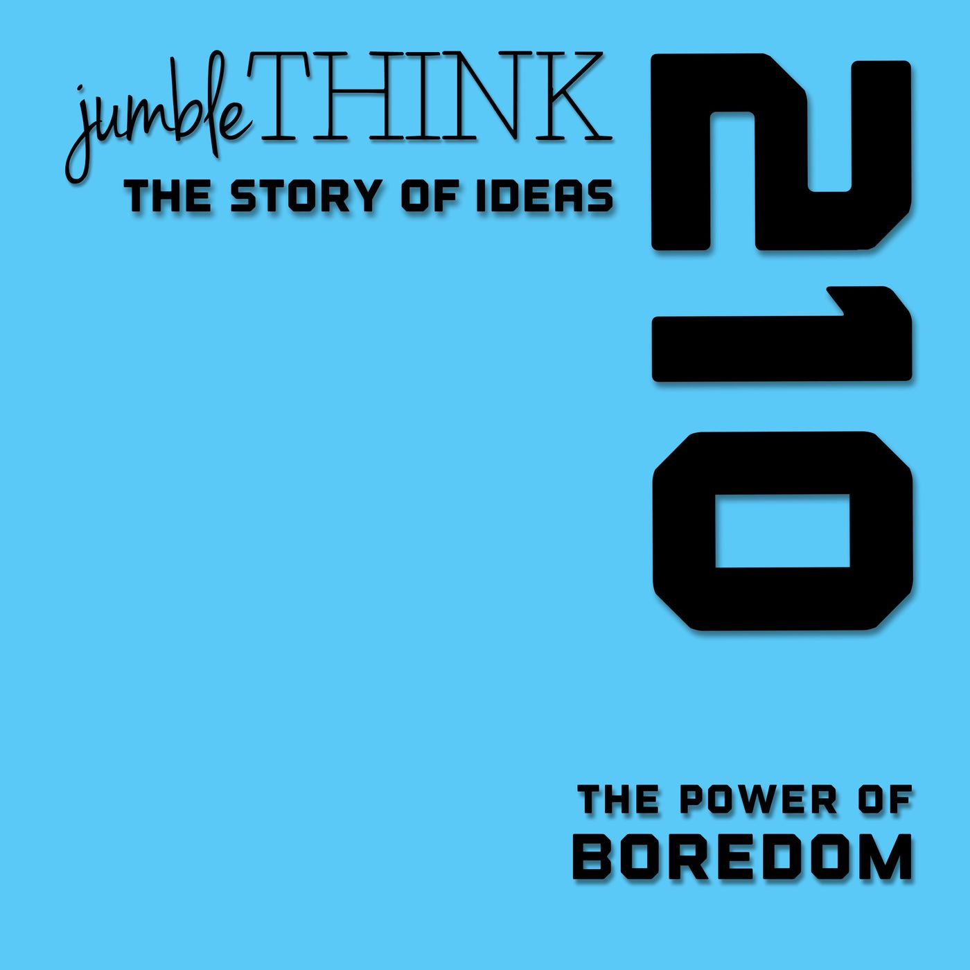 The Power of Boredom with Michael Woodward