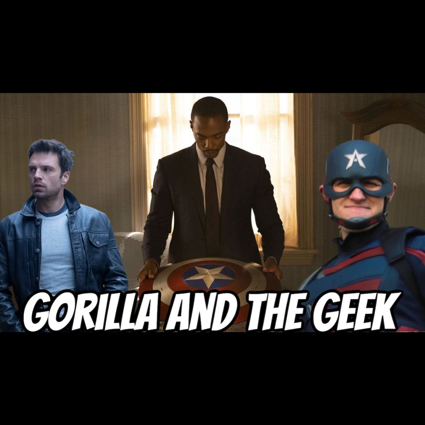 Falcon and The Winter Soldier Episode 1 Discussion - Gorilla and The Geek Episode 40
