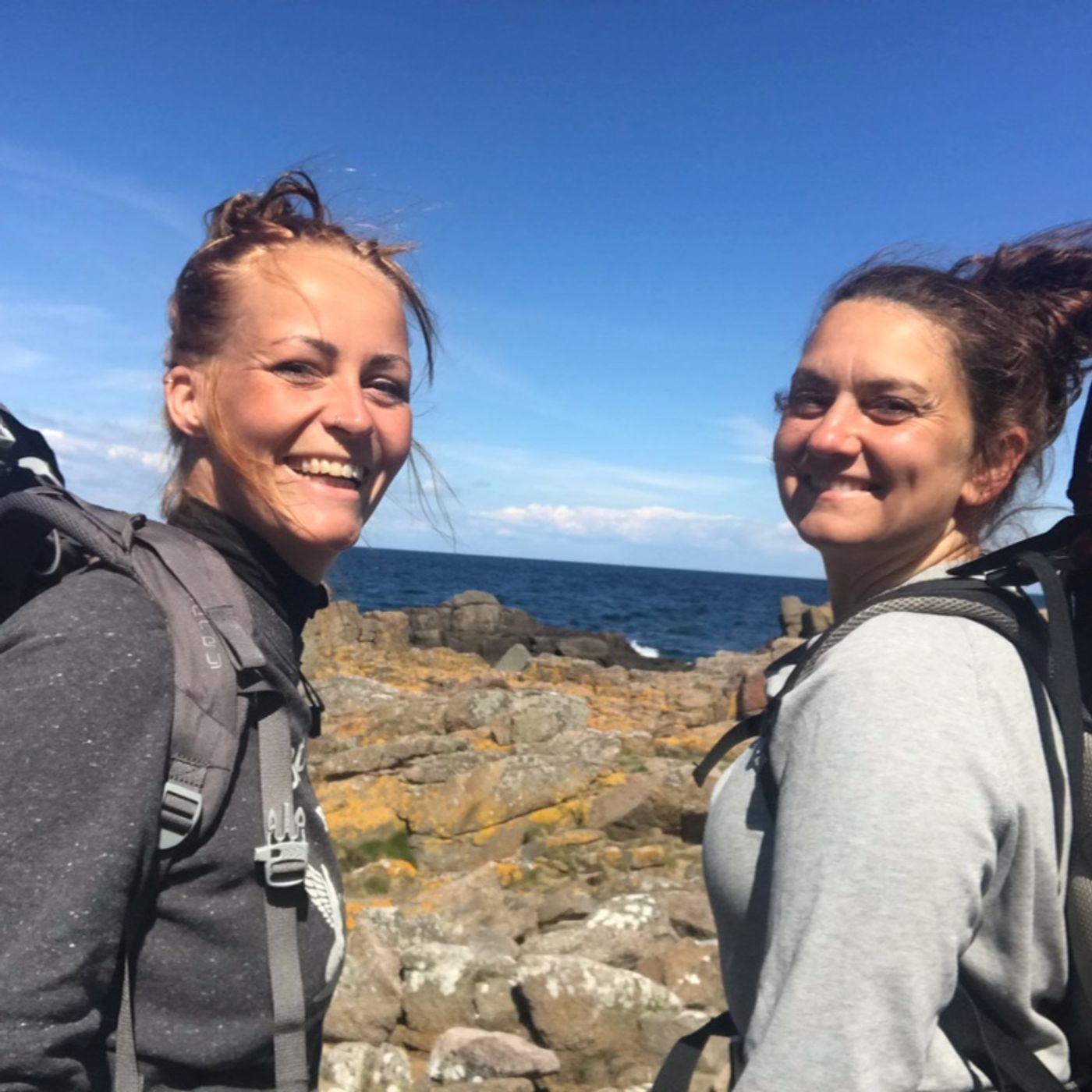 #4 Når kvinder vandrer sammen