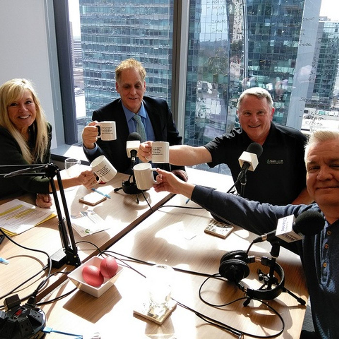 FirstLight Home Care, TeamLogic IT and Corporate Financial Options on Franchise Business Radio
