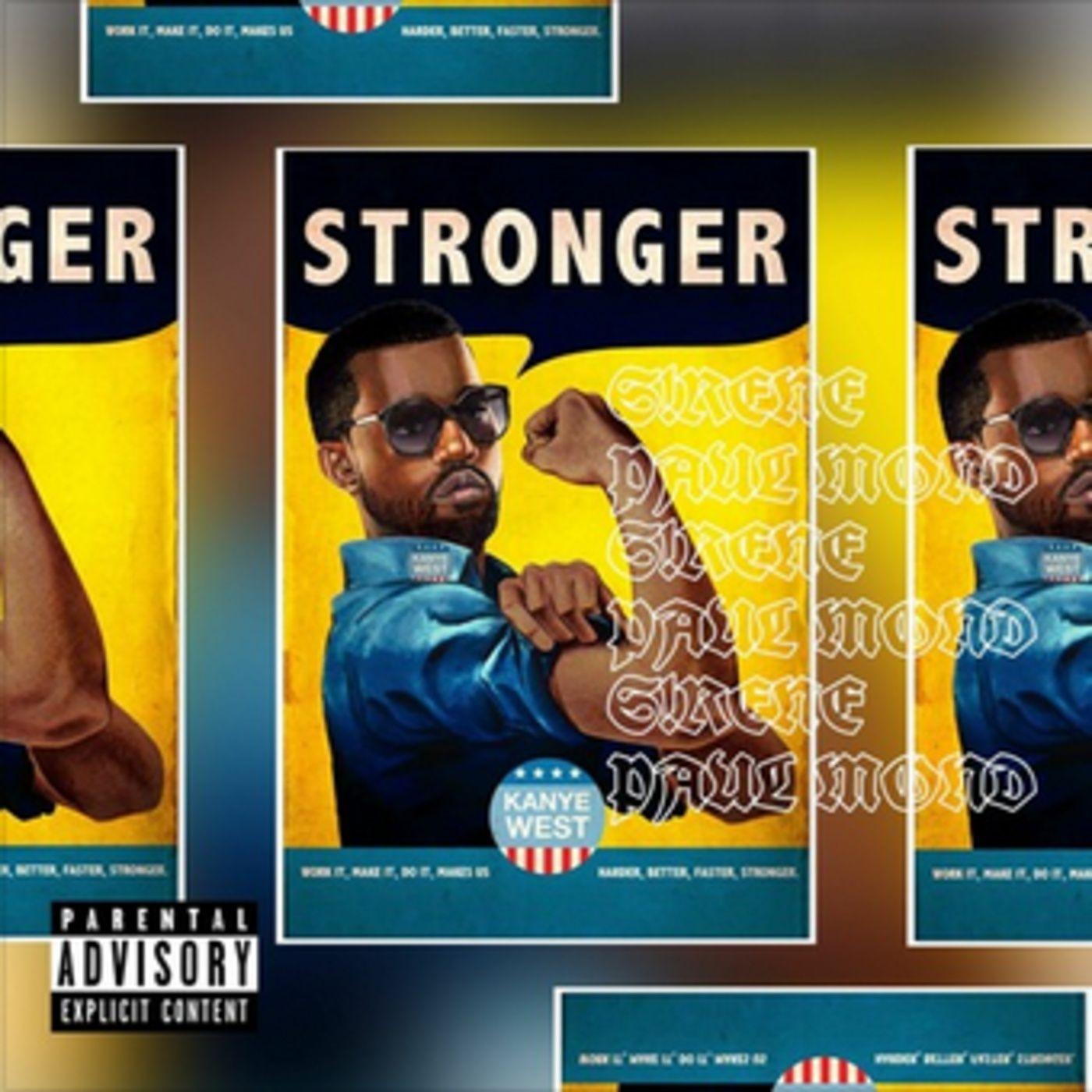 Kanye West - Stronger (S!RENE & Paul Mond Edit)