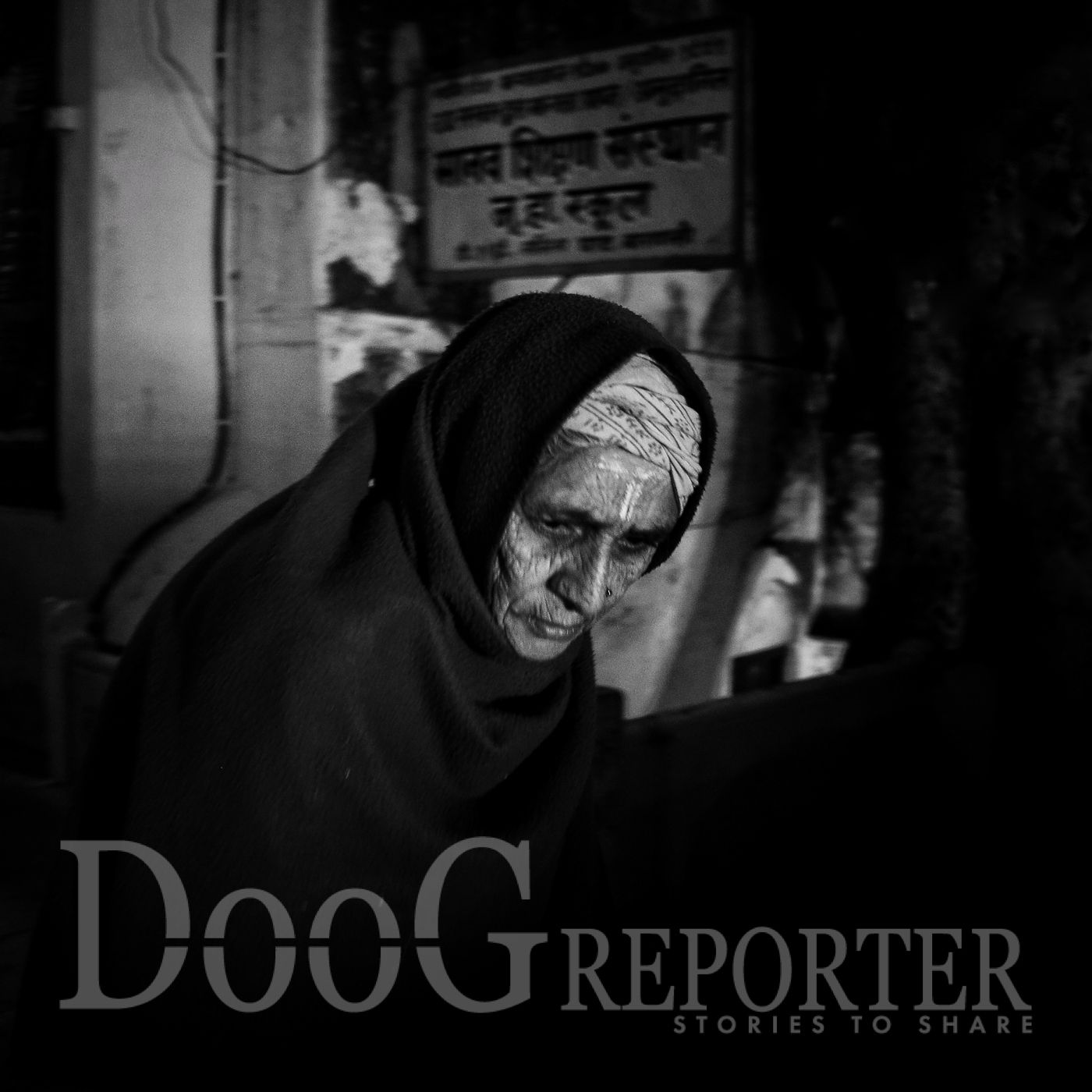 Varanasi | Vedove senza dignità