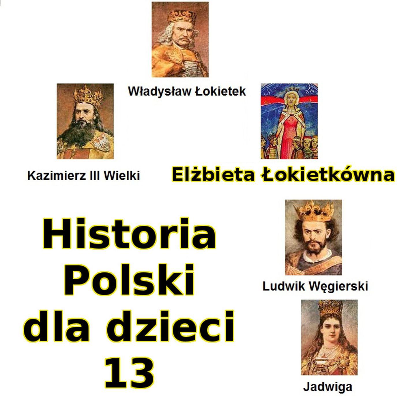 13 - Elżbieta Łokietkówna