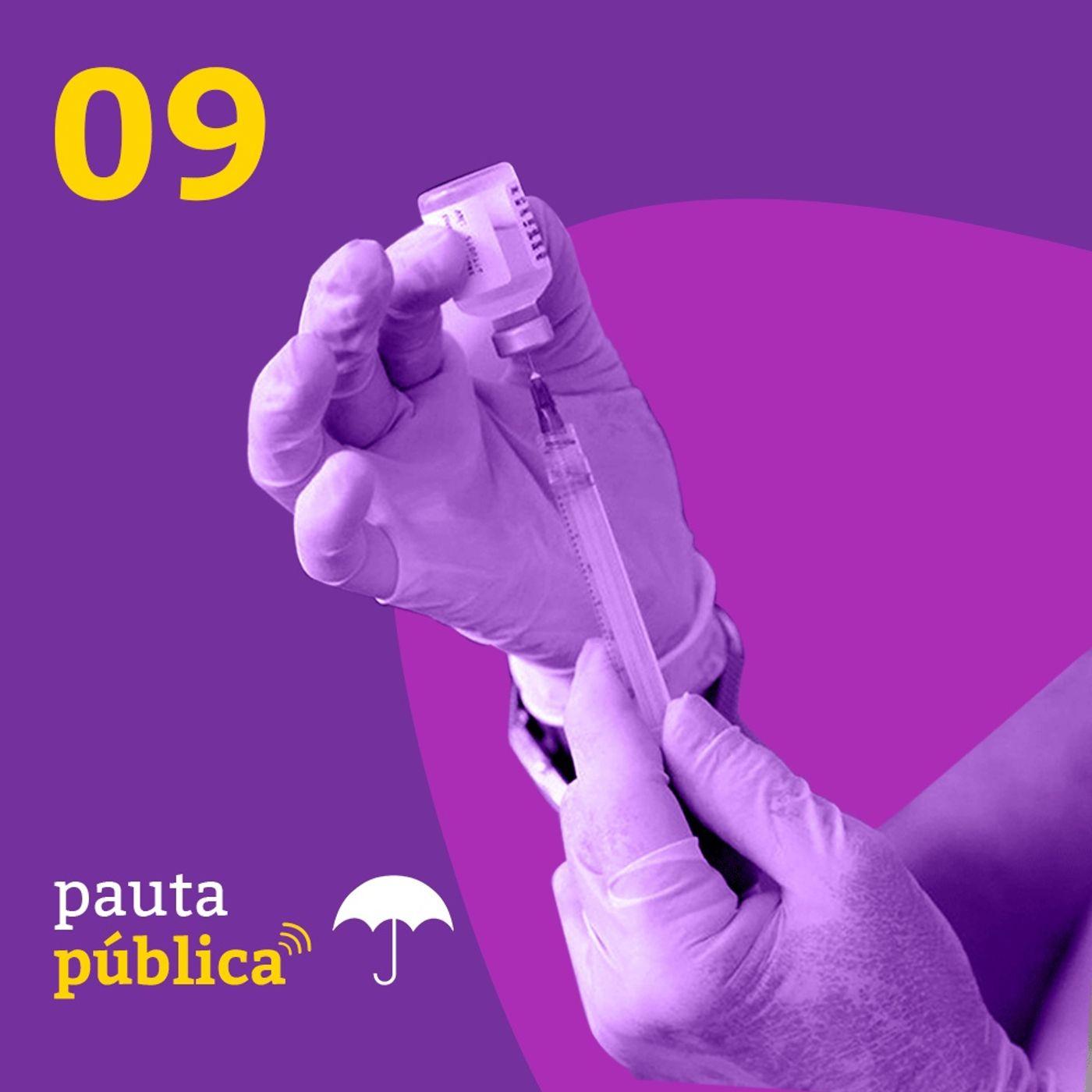 09 | Pandemia: por dentro do caos - com Mariana Varella