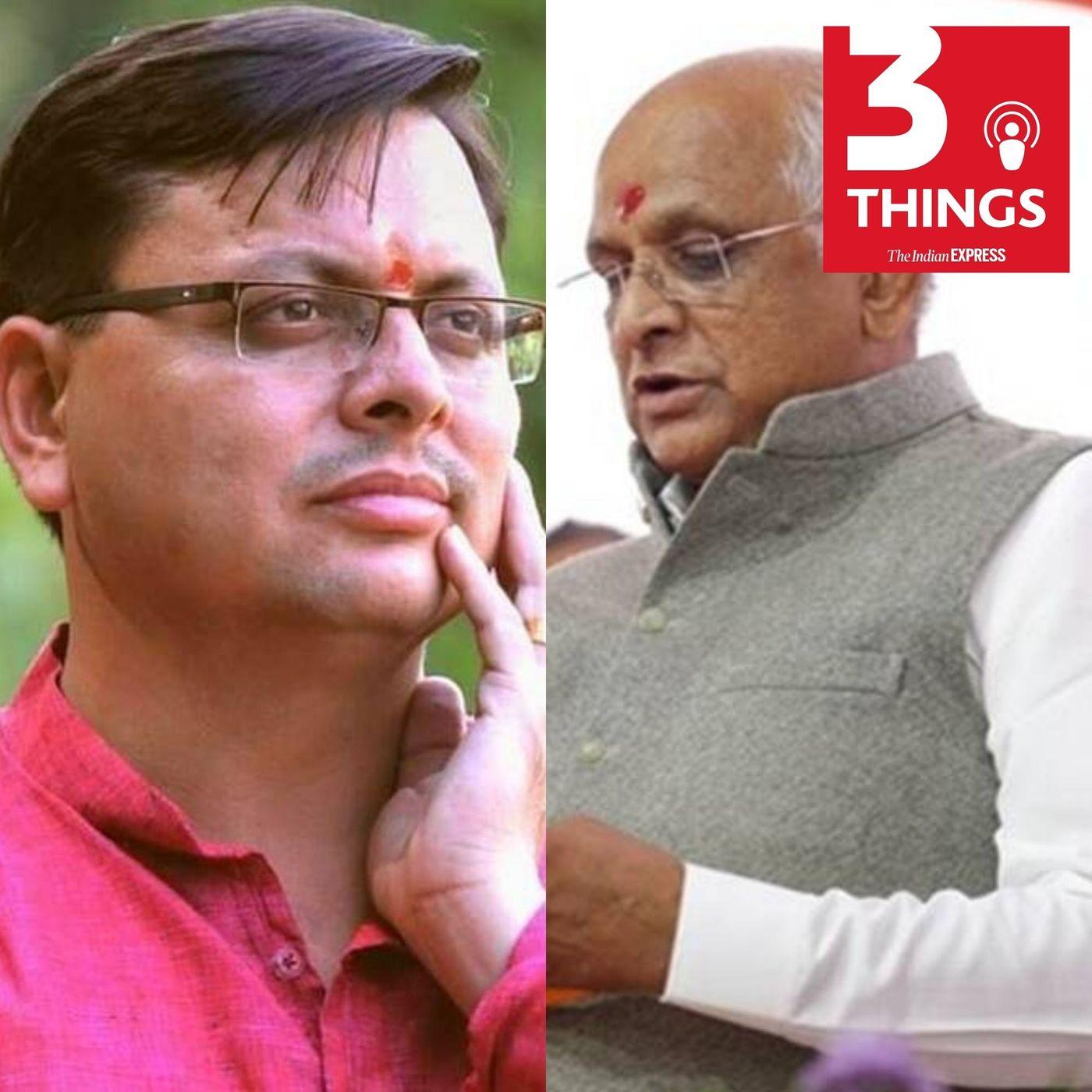 BJP's choice of CMs, 1 year since Hathras, and Neeraj Chopra's coach fired