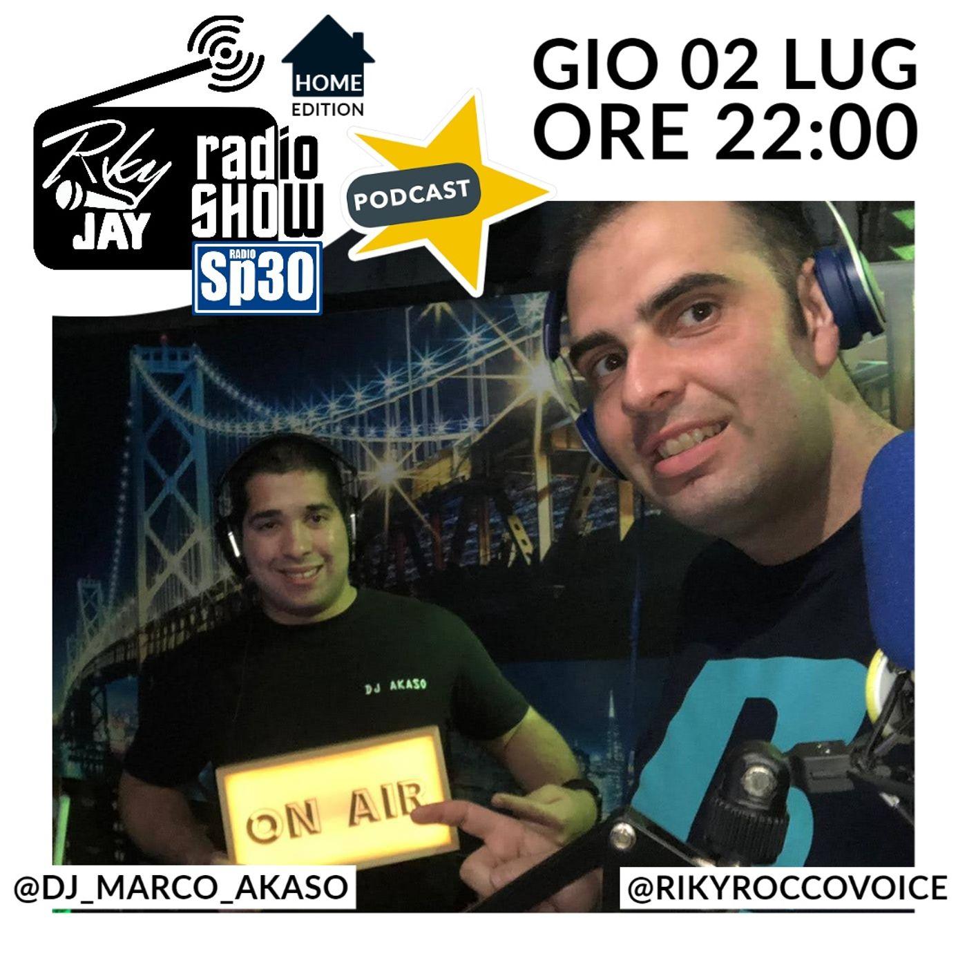 RikyJay Radio Show - #36
