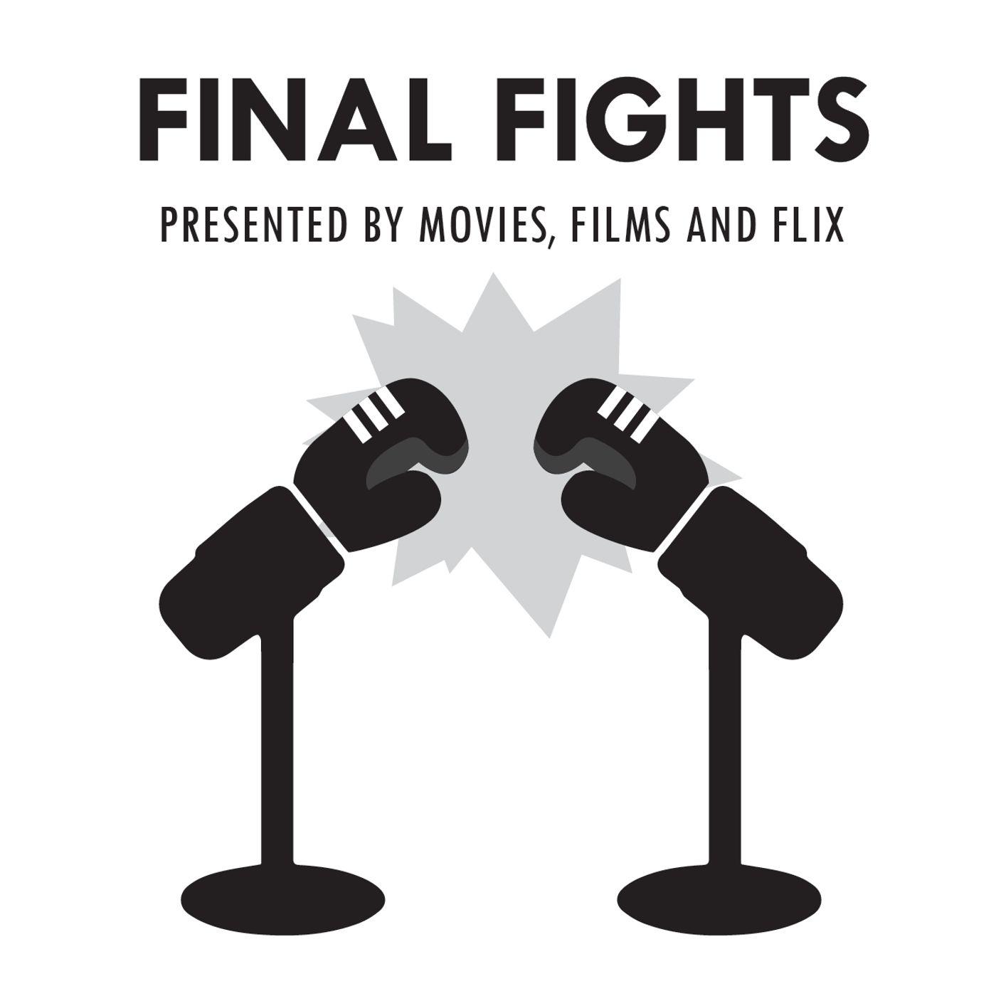Final Fights - Episode 46 (Under Siege - Casey Ryback vs. William Stranix)